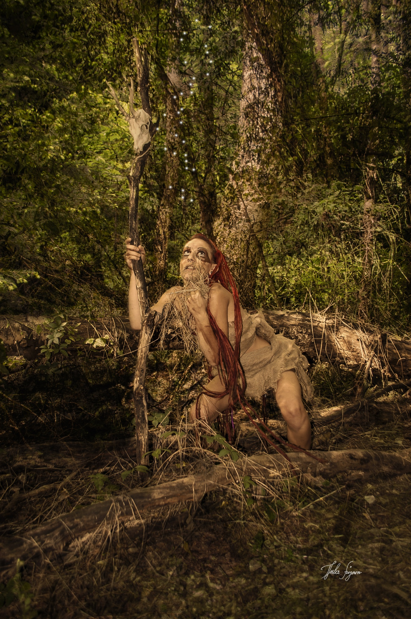 Welcome to the jungle by Thela Füpre