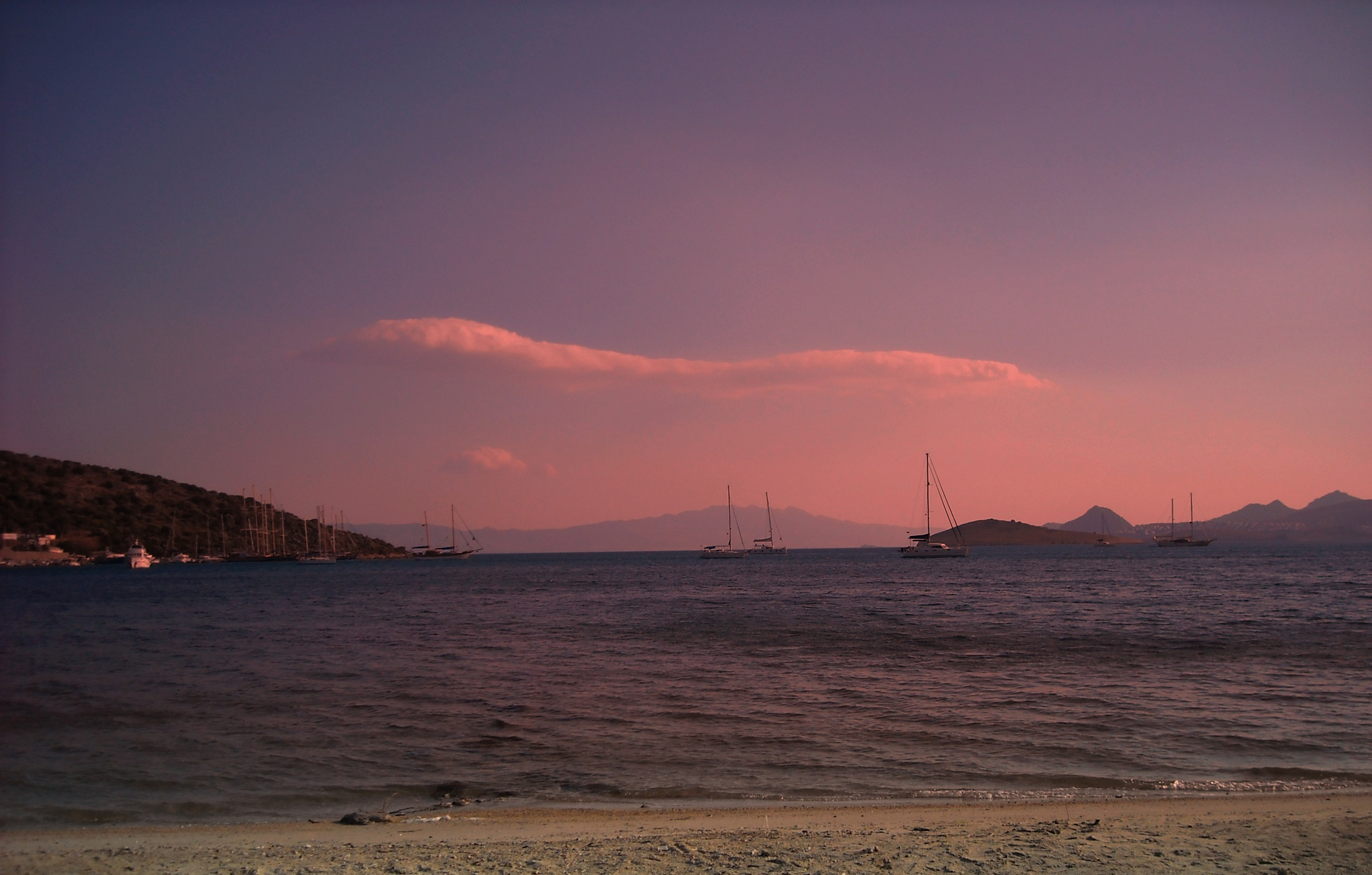 Photo in Sea and Sand #bitez beach #bitez #bodrum #turkey