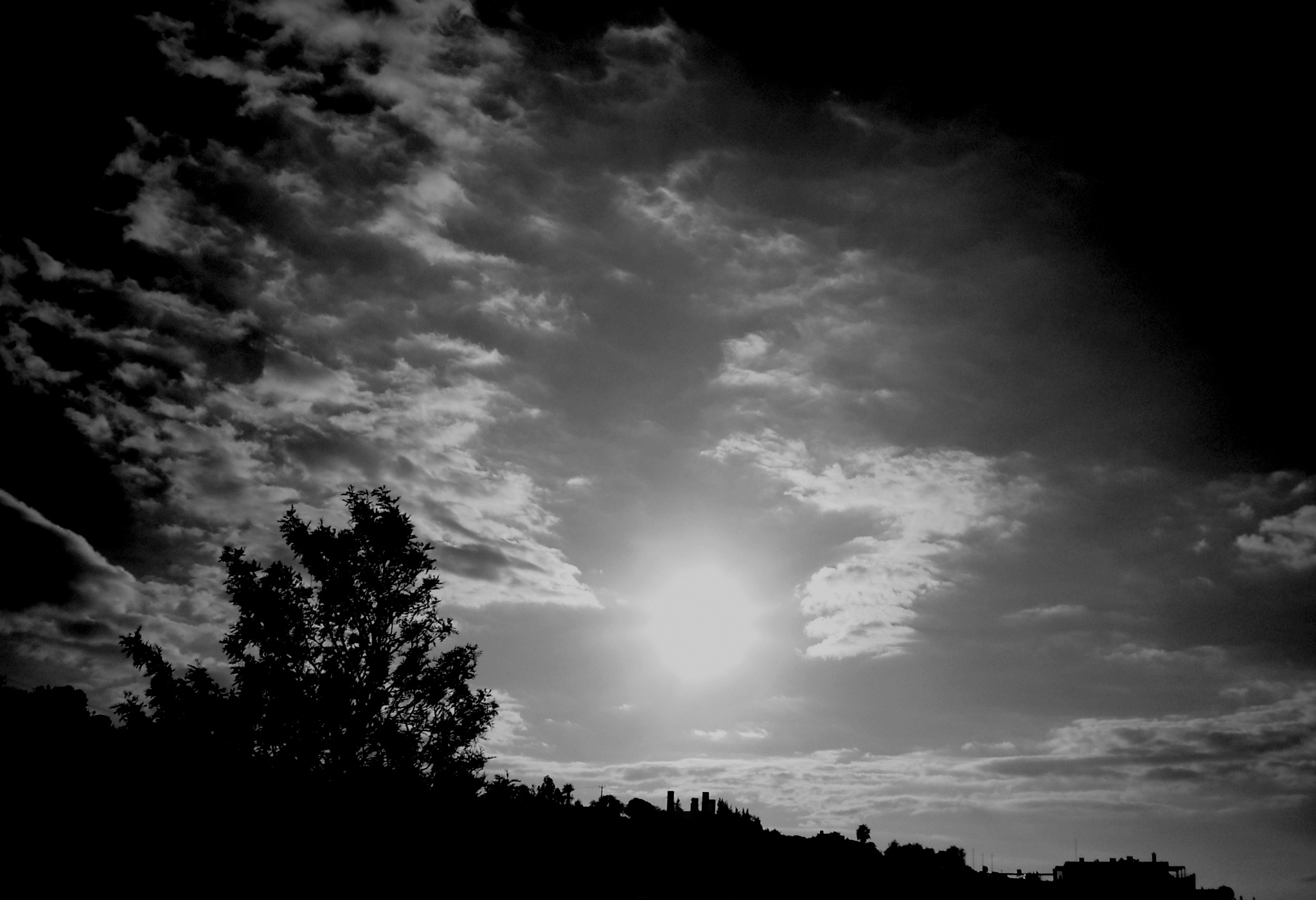 TALES OF 1001 NIGHTS 15, B&W, FULL SCREEN by Akin Saner