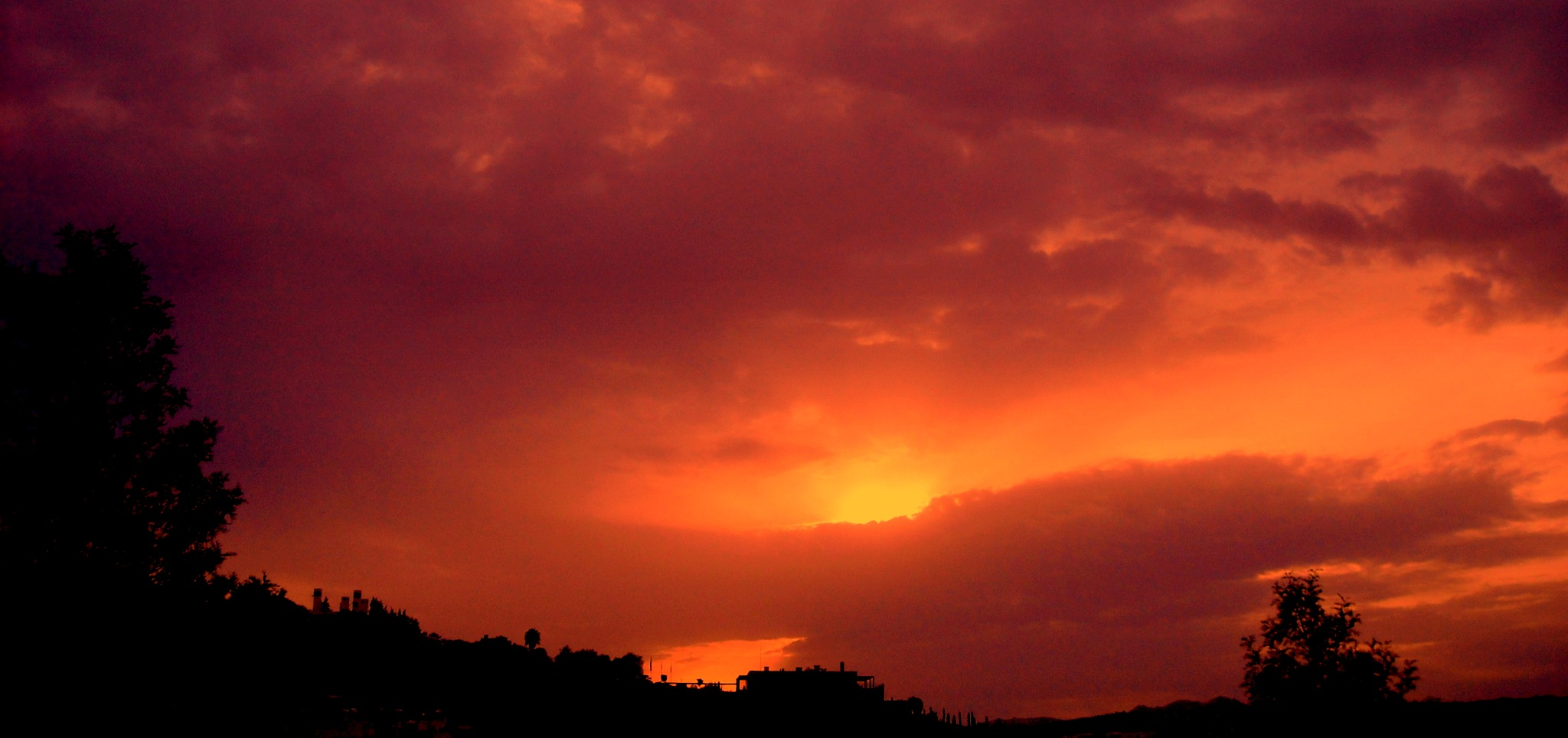 FORGOTTEN SUNSETS 137 by Akin Saner