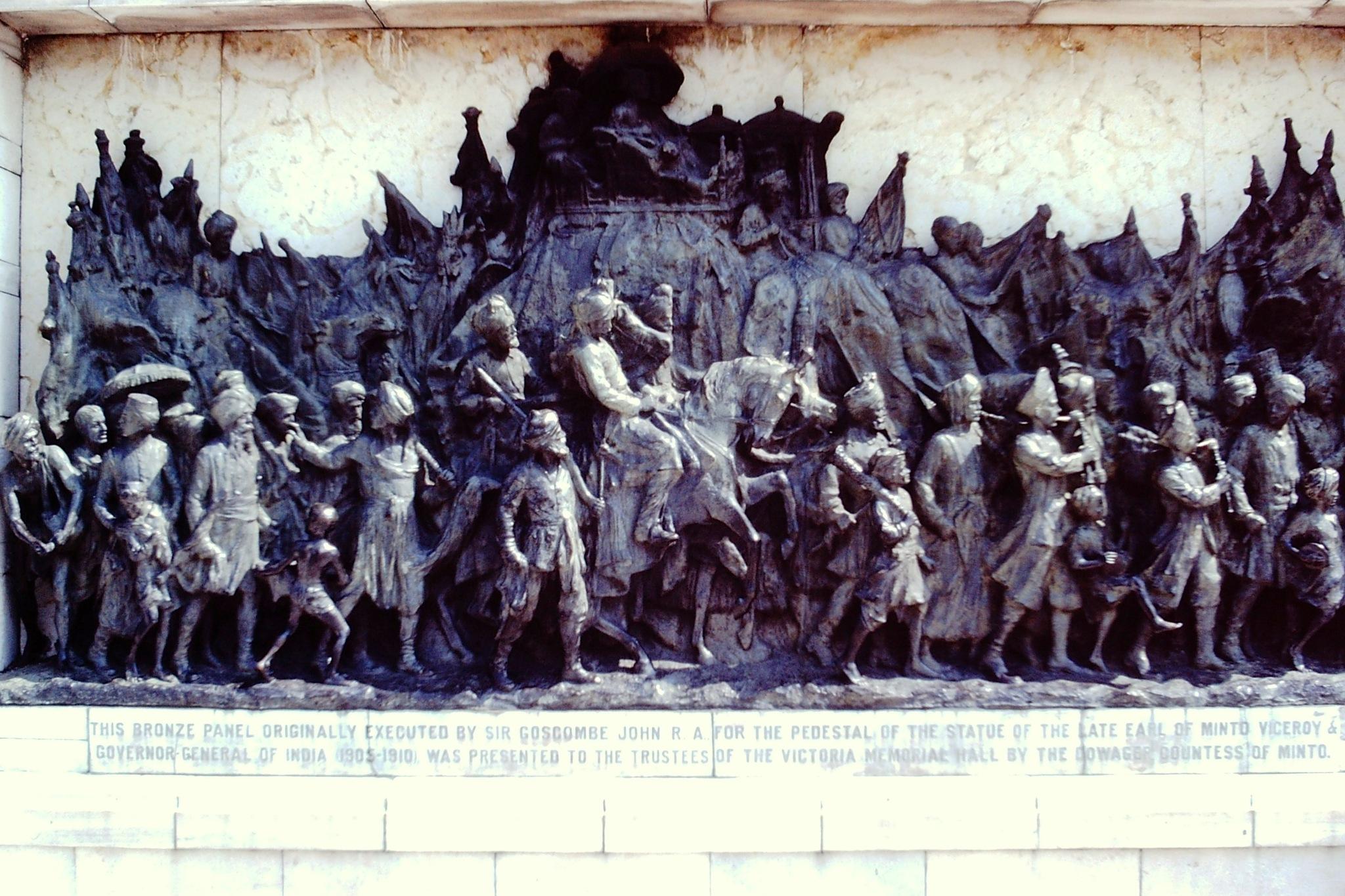 VICTORIA MEMORIAL, KOLKATA, INDIA, FULL SCREEN by Akin Saner