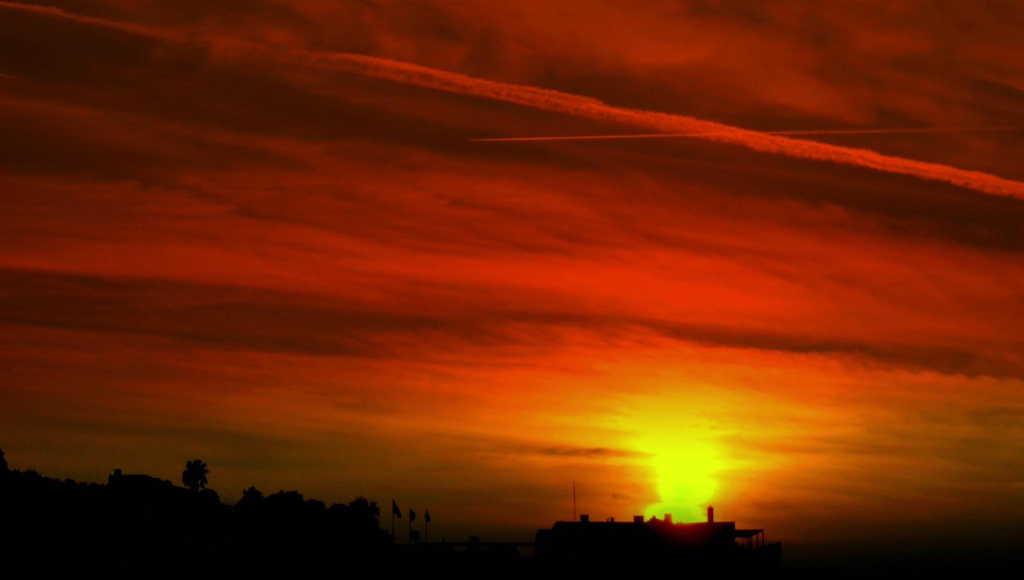 FORGOTTEN SUNSETS 104 by Akin Saner