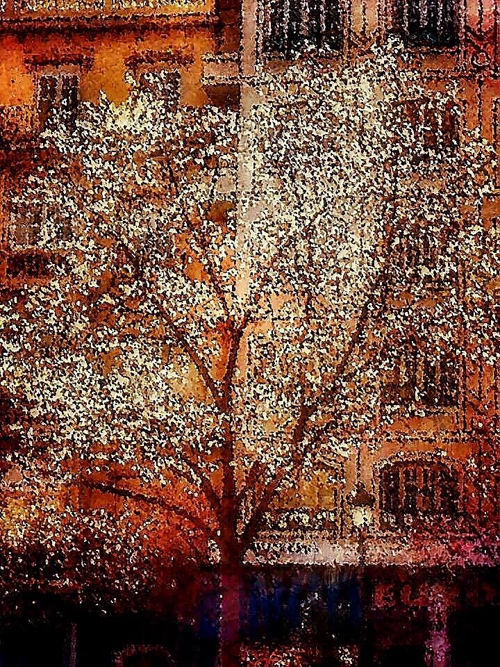 White as snow.  by Marinela