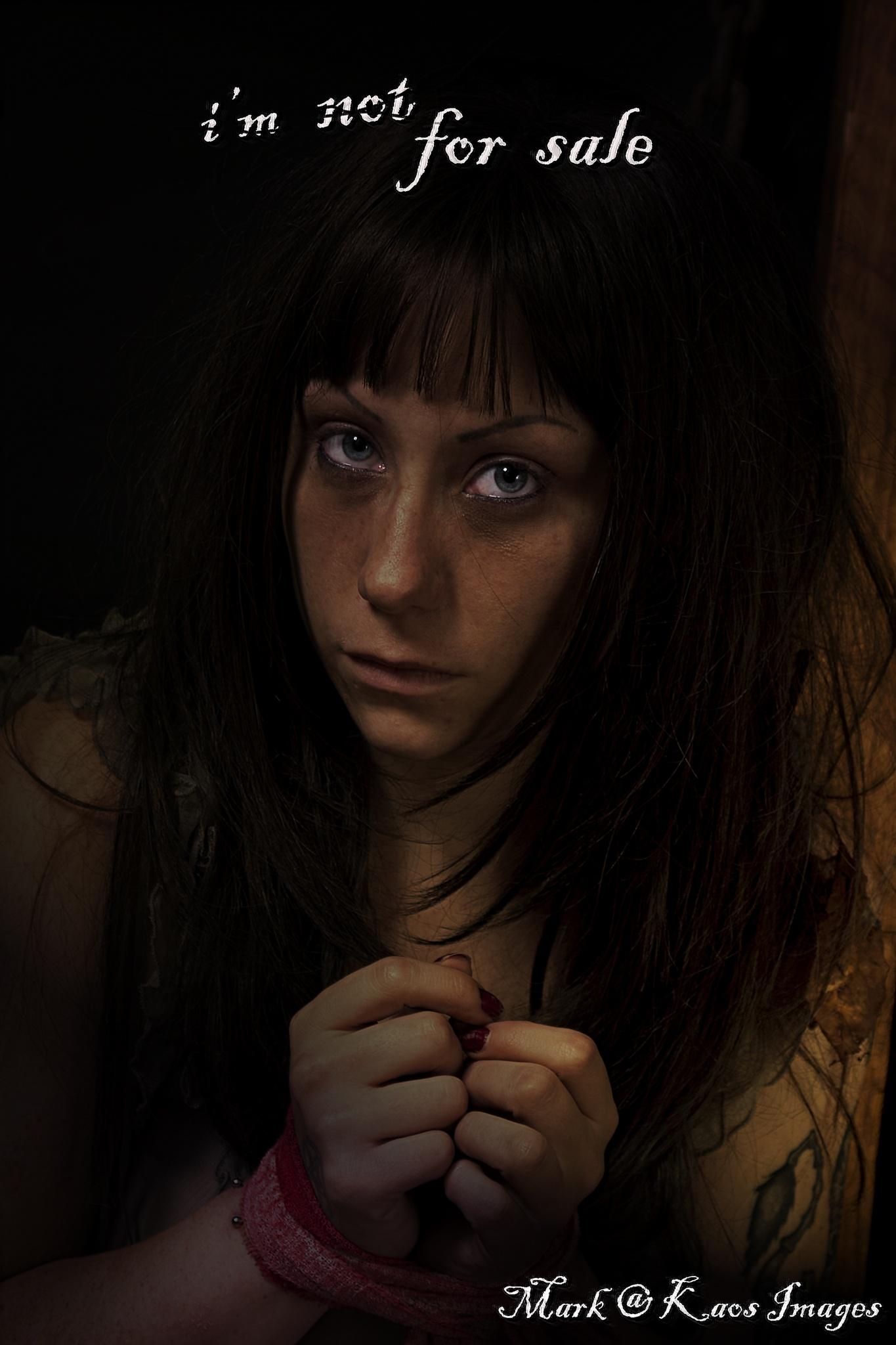 Human Trafficking by kaosrox