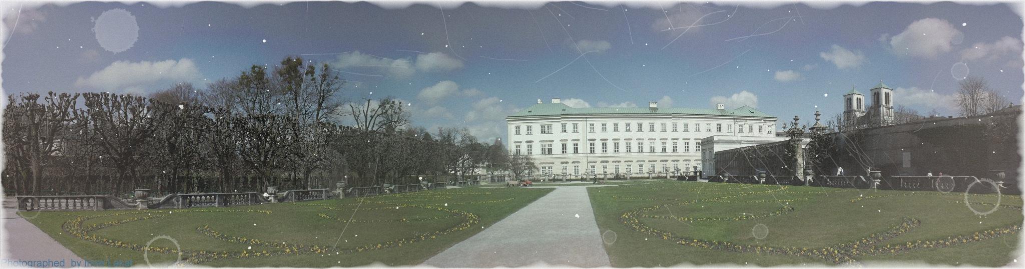 Mirabell Palace by Imre Lakat