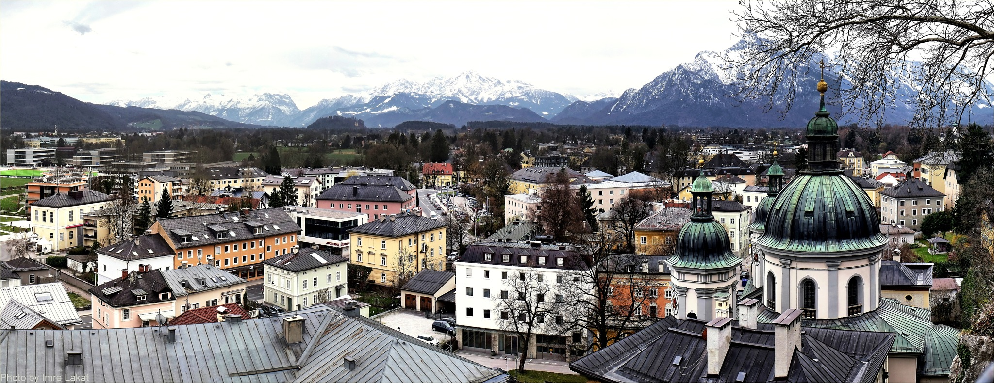 Nonnberggasse 4, 5020 Salzburg, Ausztria by Imre Lakat