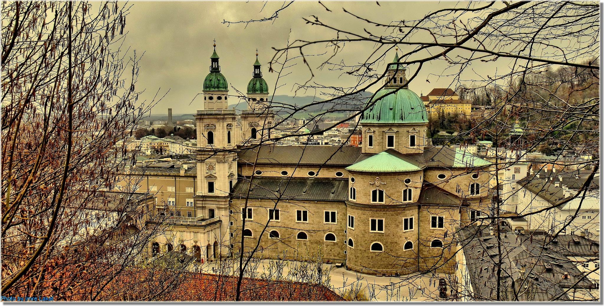Salzburg Cathedral ... Festungsgasse 10, 5020 Salzburg, Ausztria by Imre Lakat