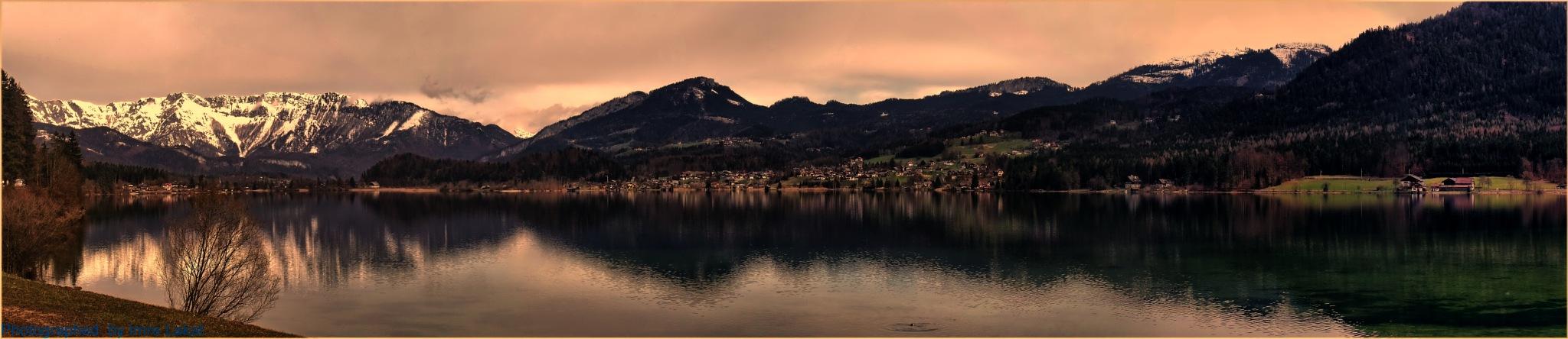 Hallstatt Gosaumühle, Hallstatt, Austria  by Imre Lakat