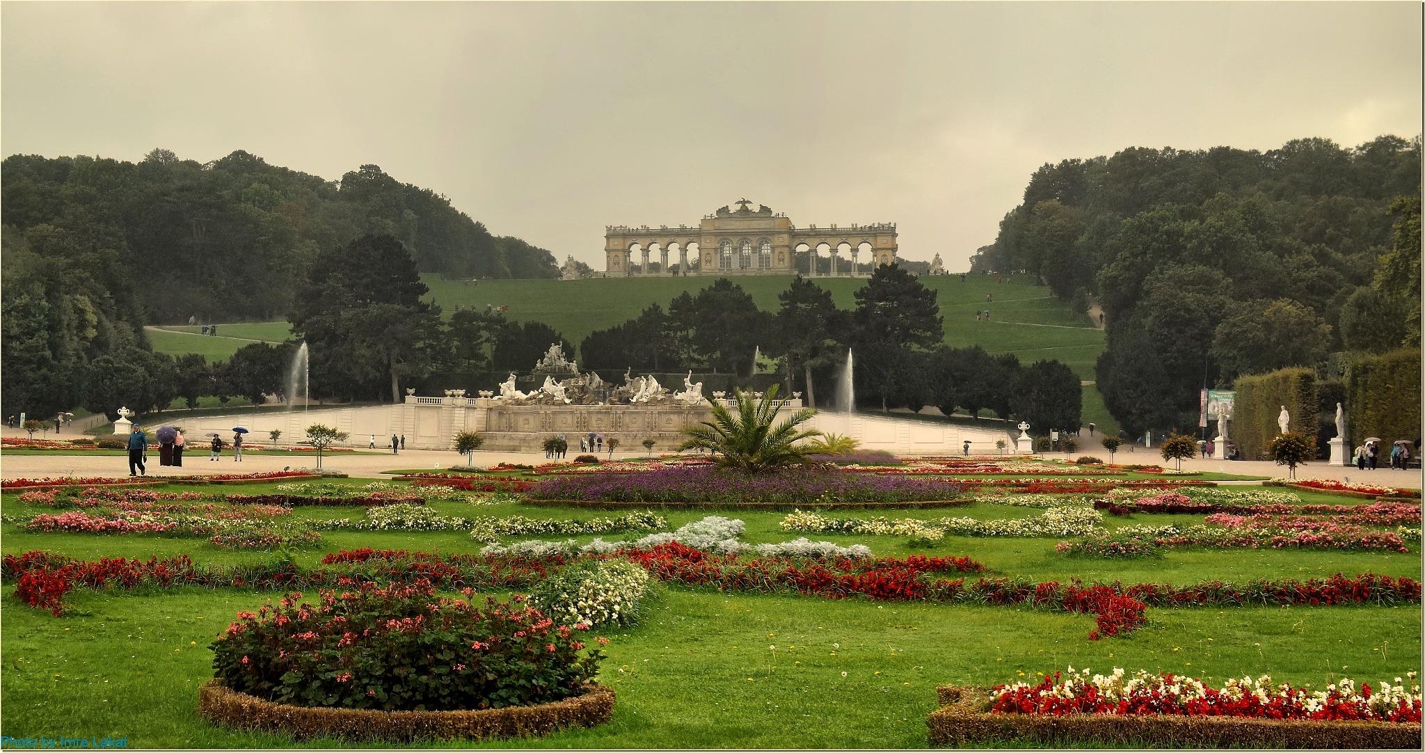 Schonbrunn Palace Gloriette ...Schönbrunner Schloßstraße 47, 1130 Wien, Ausztria (9) by Imre Lakat