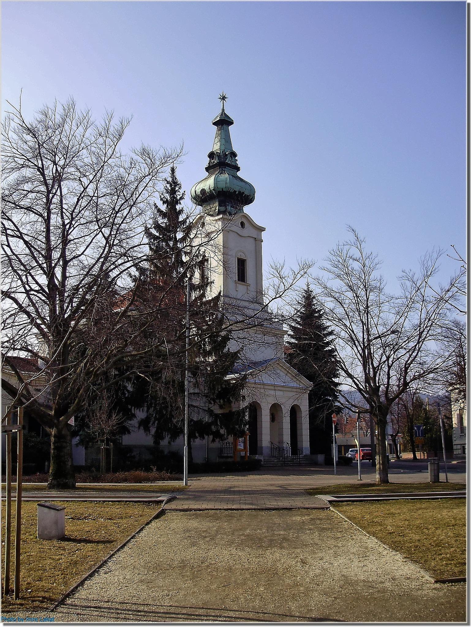 Reformierten Kirche . Református templom .... Sopron, Deák tér 4-6 by Imre Lakat