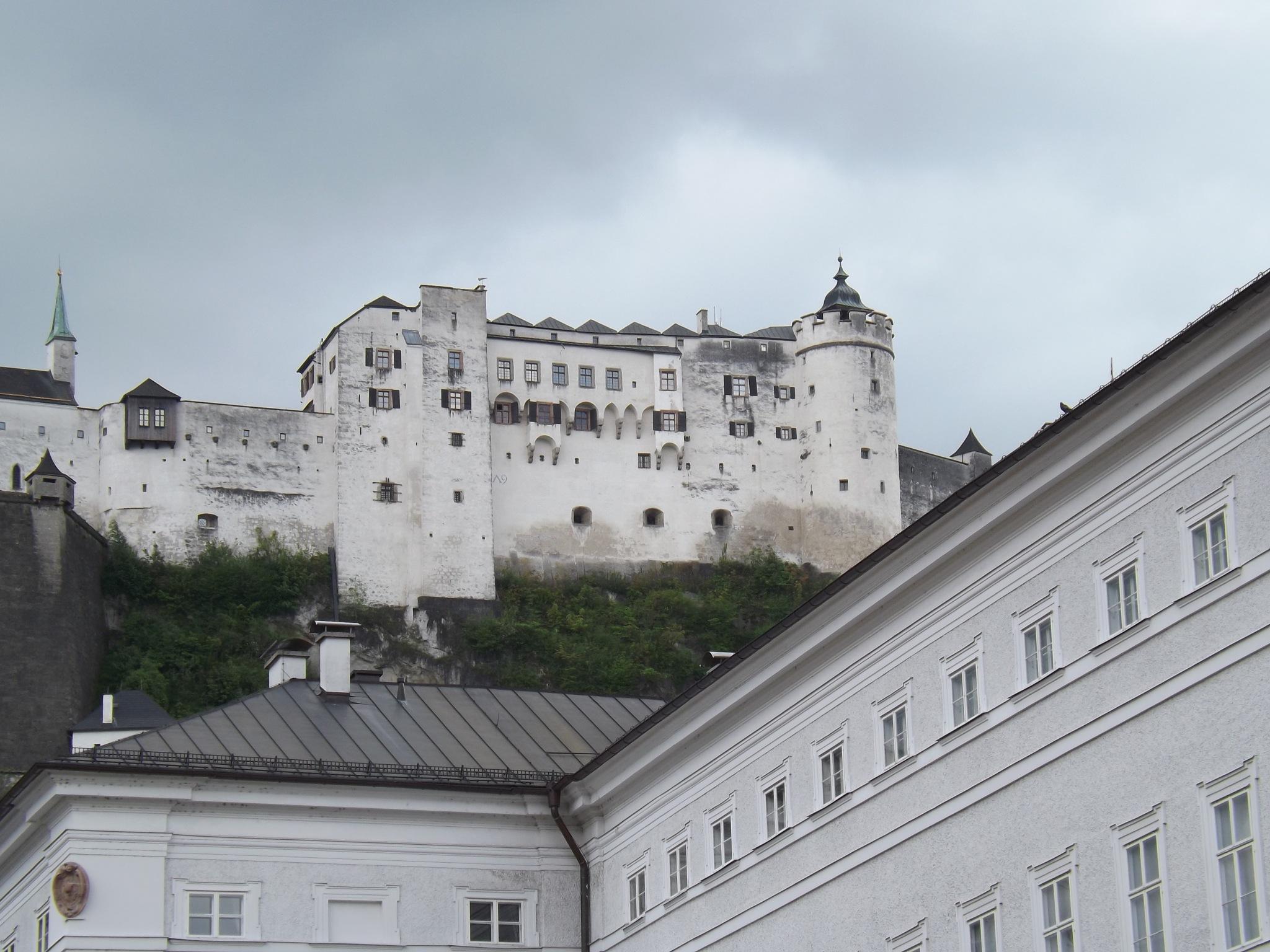 Festung Hohensalzburg .  Mönchsberg 34, 5020 Salzburg, Ausztria  by Imre Lakat