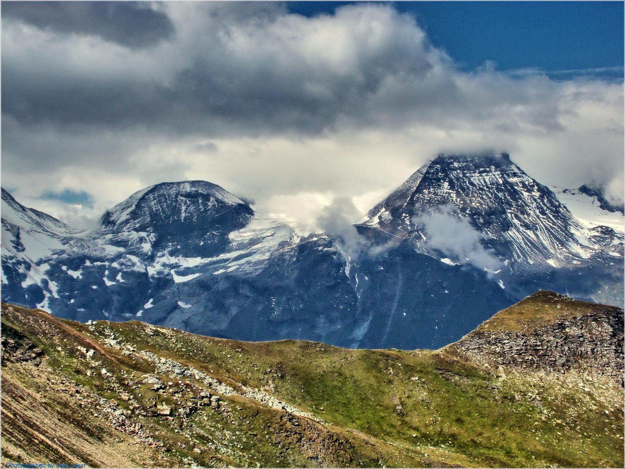 Edelweißspitze by Imre Lakat