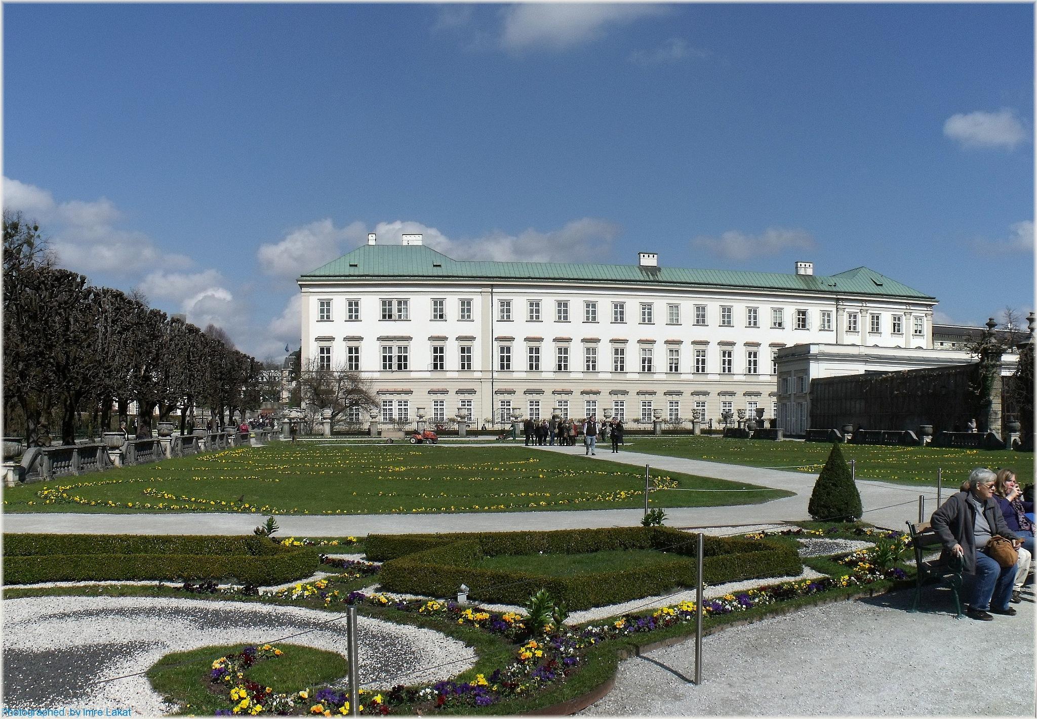 Mirabell Palace , 5020 Salzburg, Ausztria  by Imre Lakat