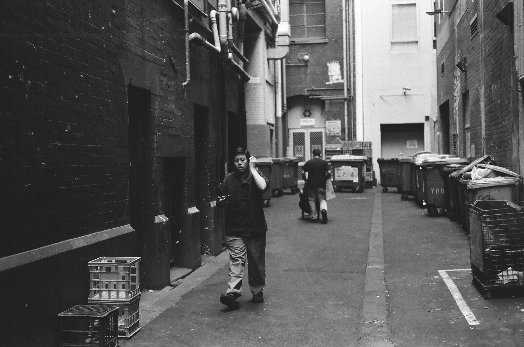 Melbourne, 2014 by Kim Dumayne