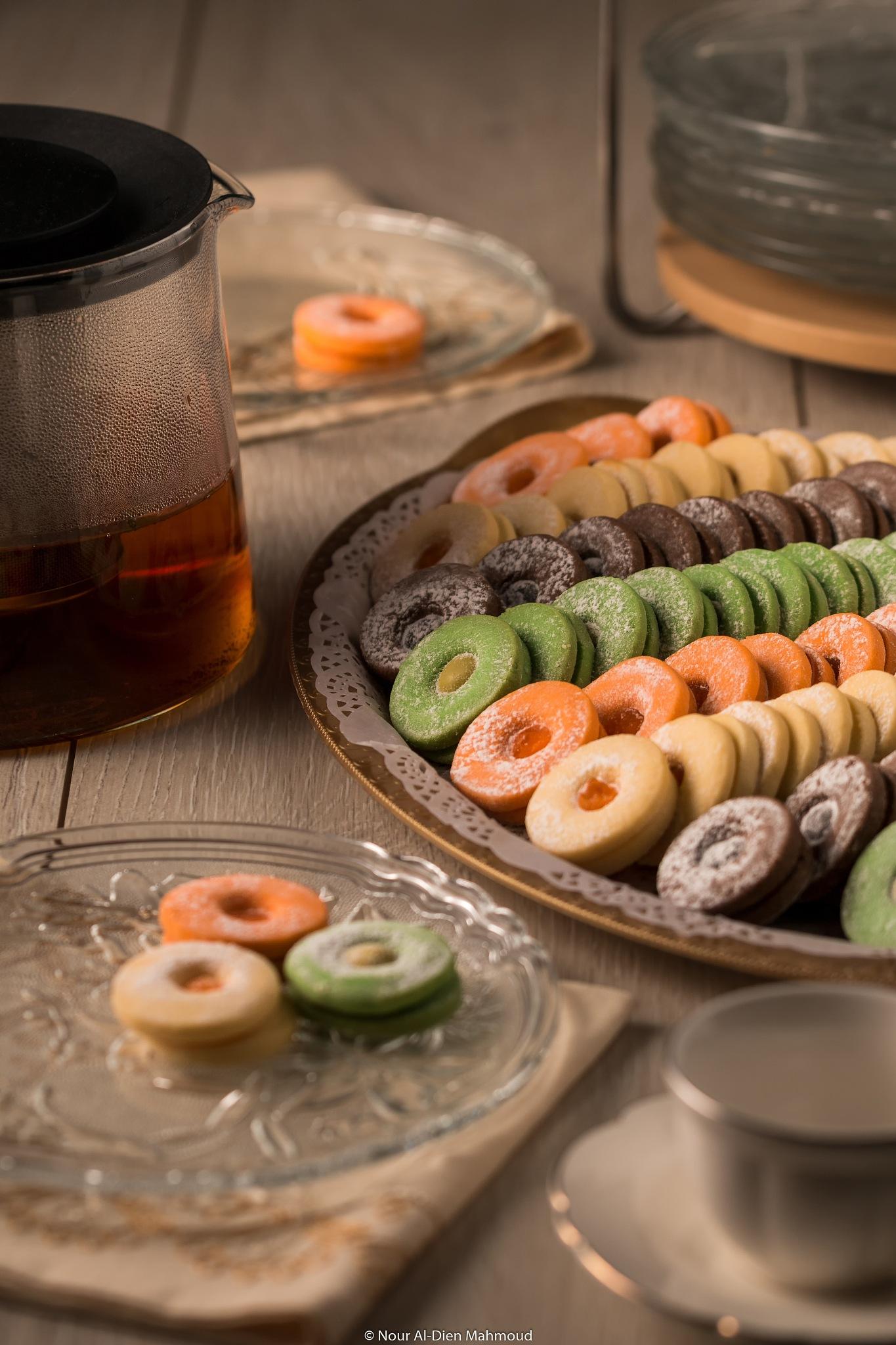 Colors of Cookies by Nour Al-Dien Mahmoud