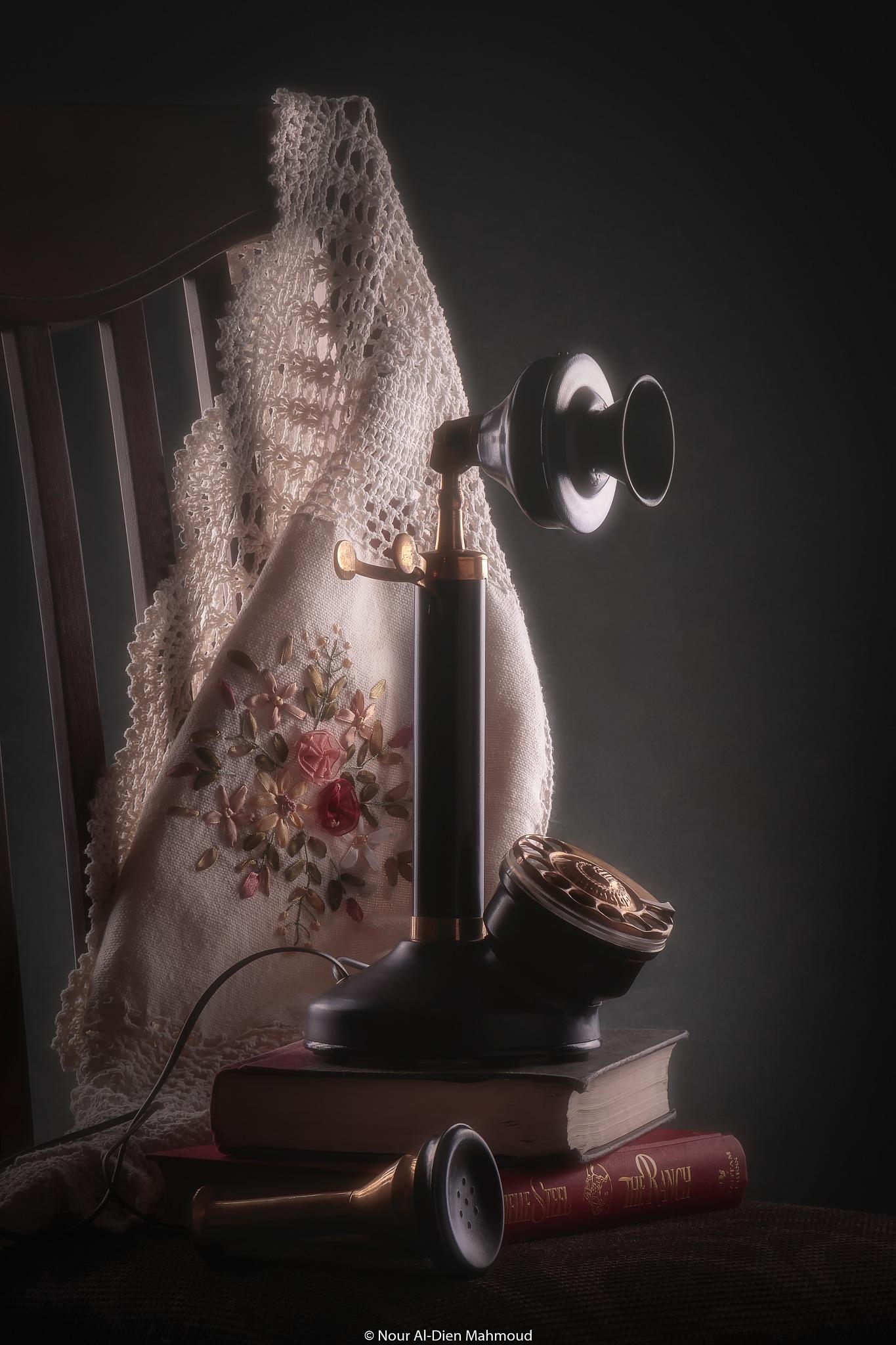 Antique Light by Nour Al-Dien Mahmoud