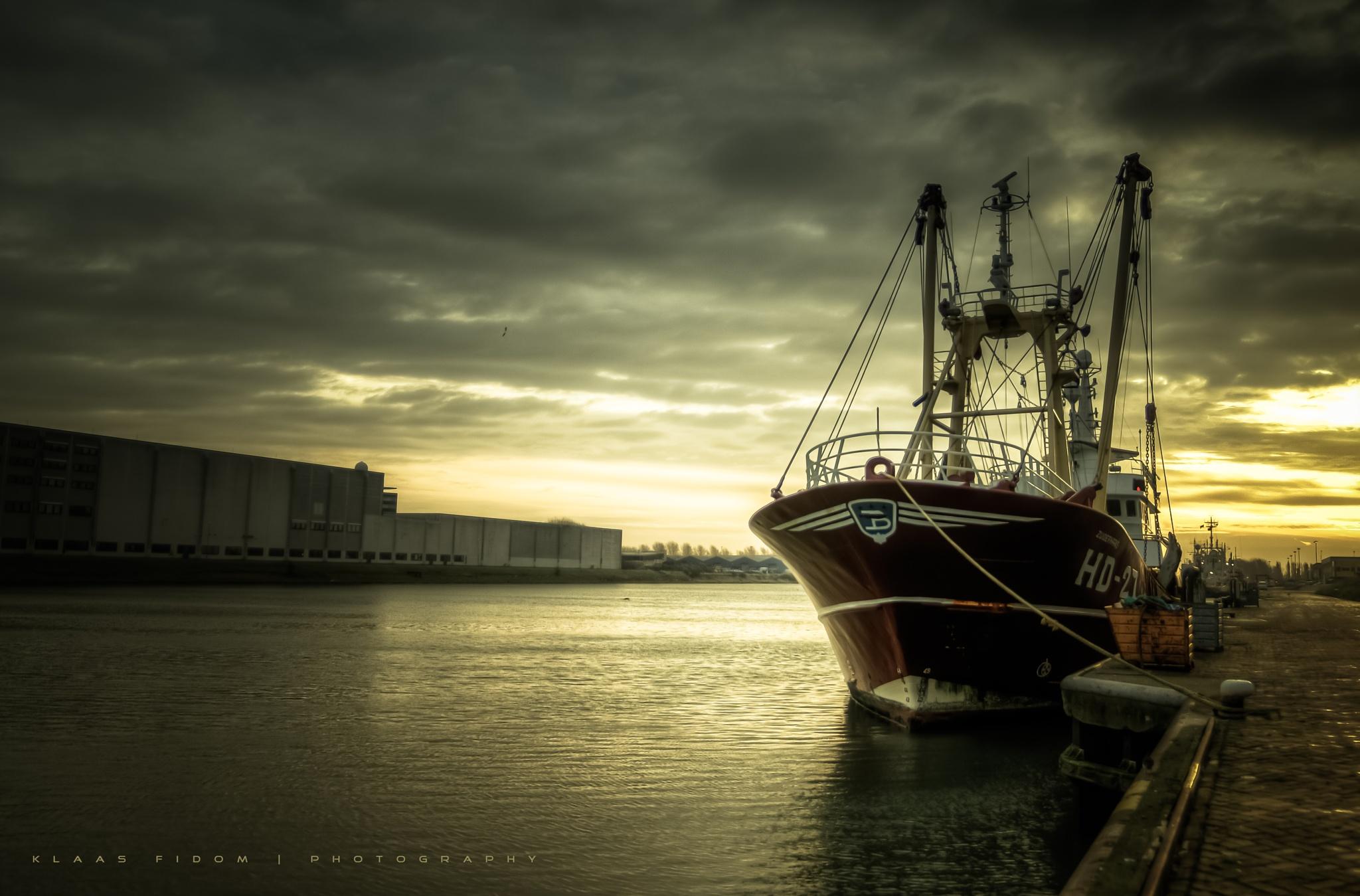 Fisherman by KlaasFidom