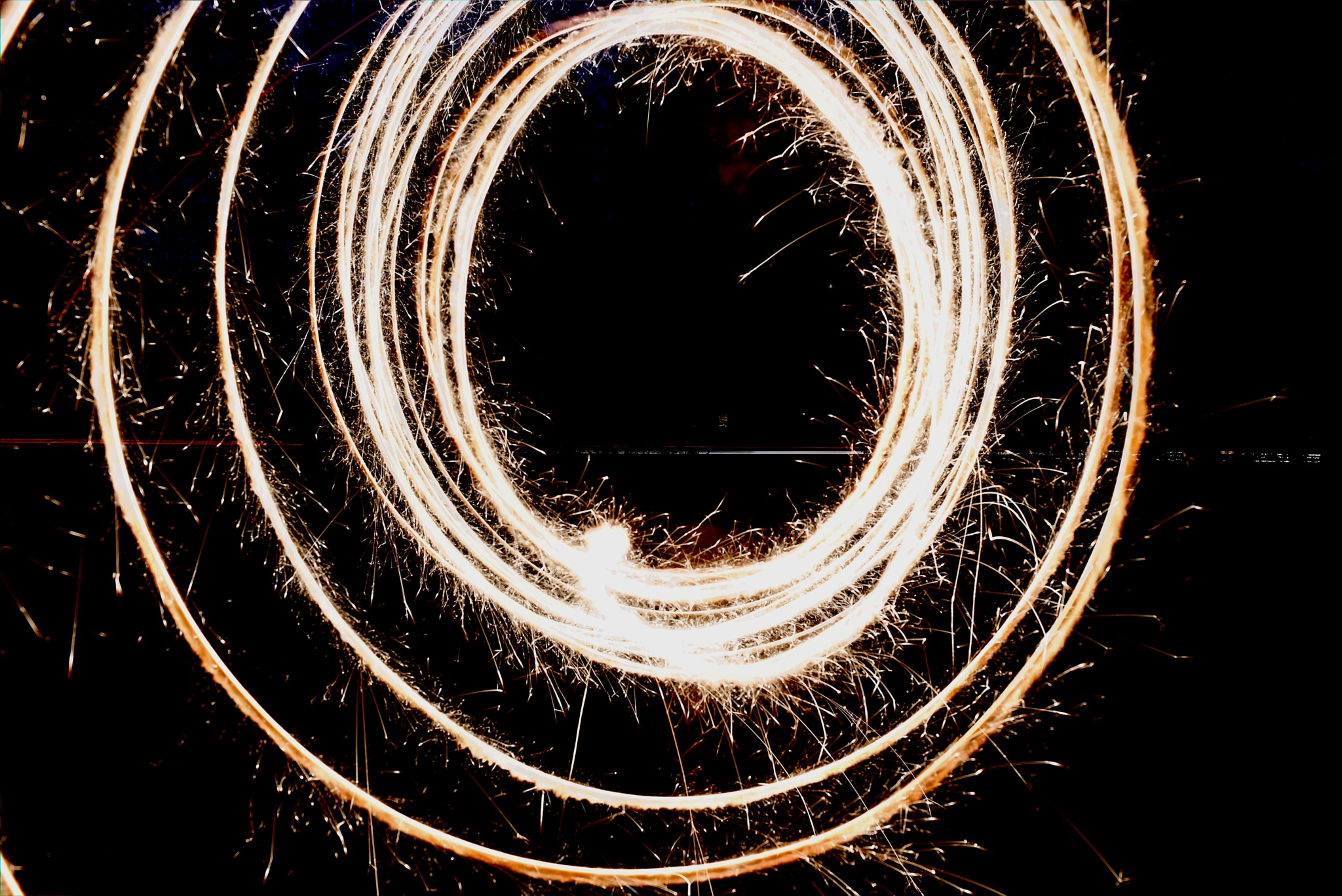 Rings of fire by James Russo