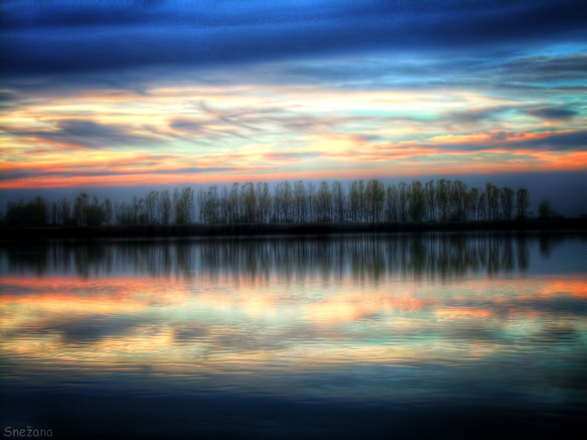 Walk through the color by NeNaNa