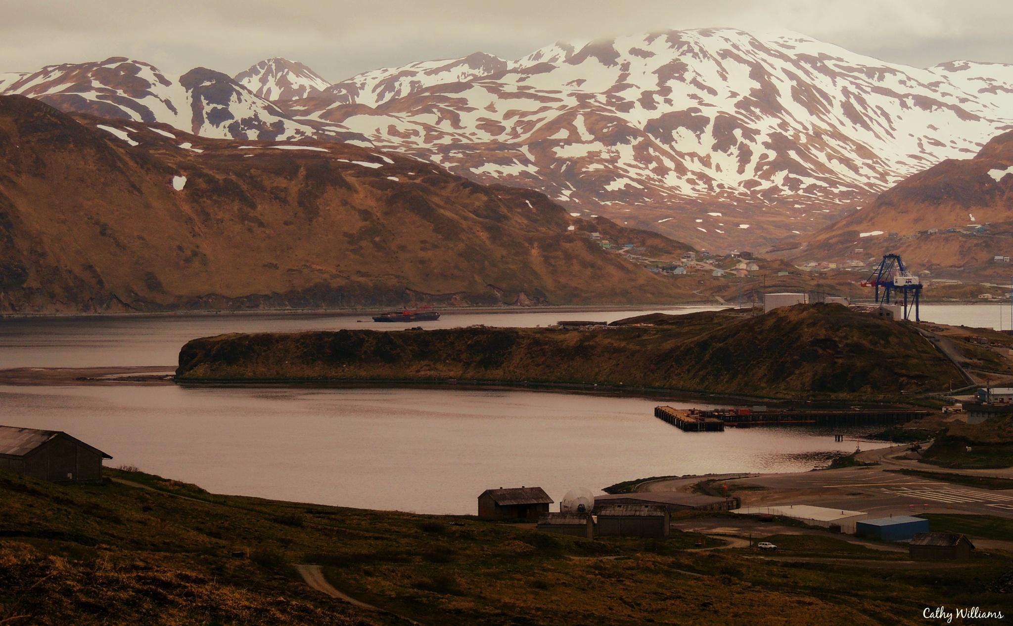 Photo in Landscape #dutch harbor #unalaska #landscape dutch harbor ak