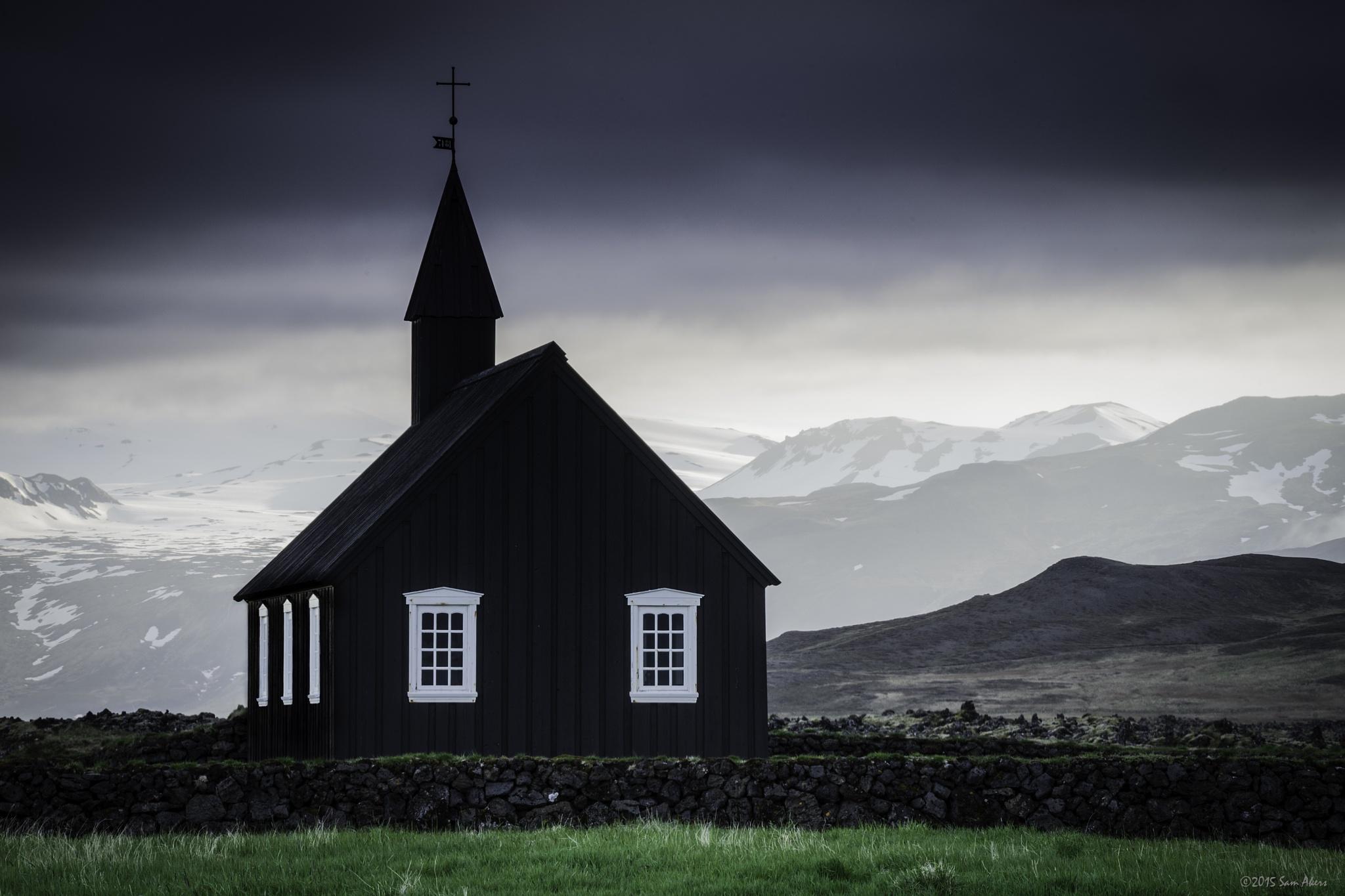 Moody Church by Sam Akers