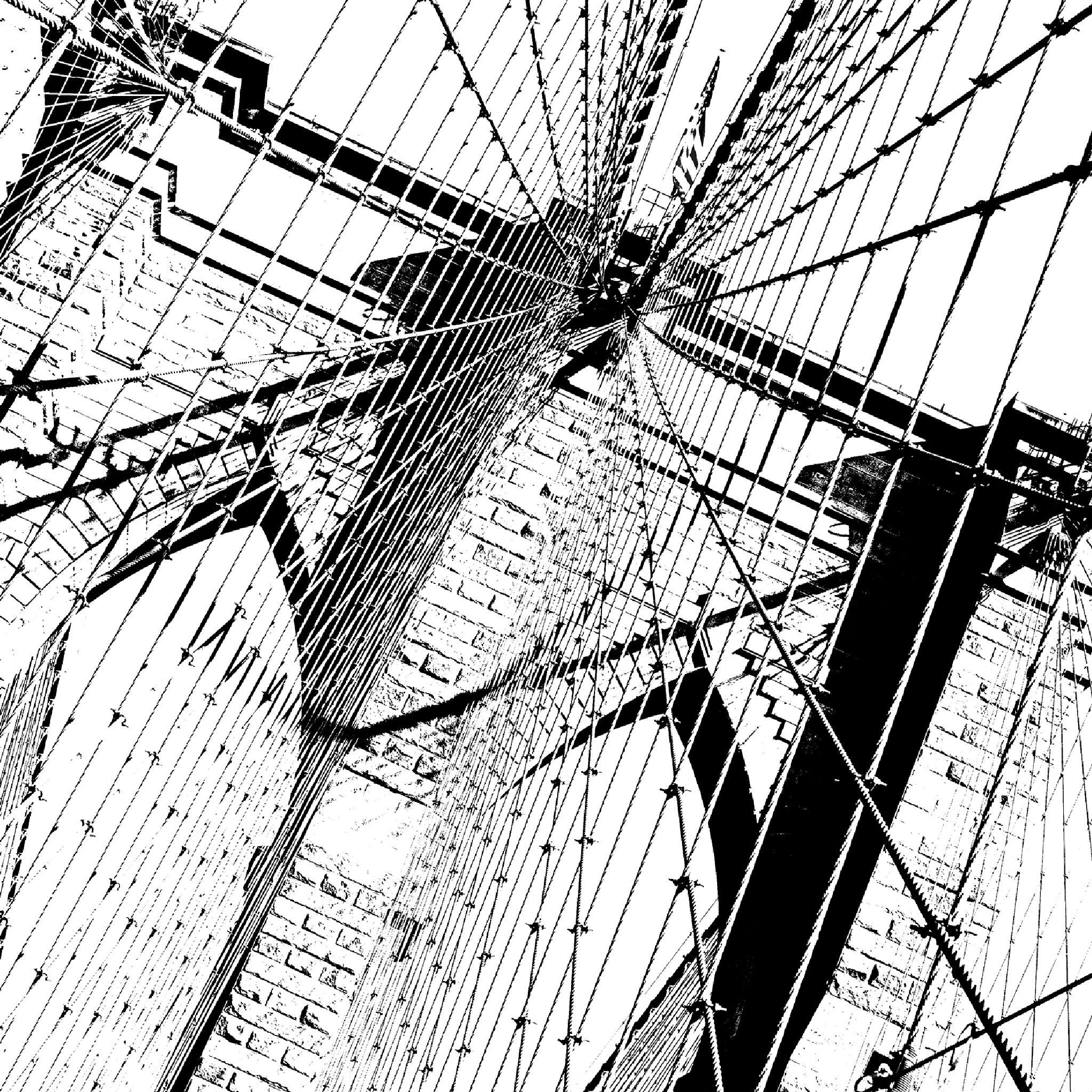 Brooklyn Bridge by Jonas Arnell