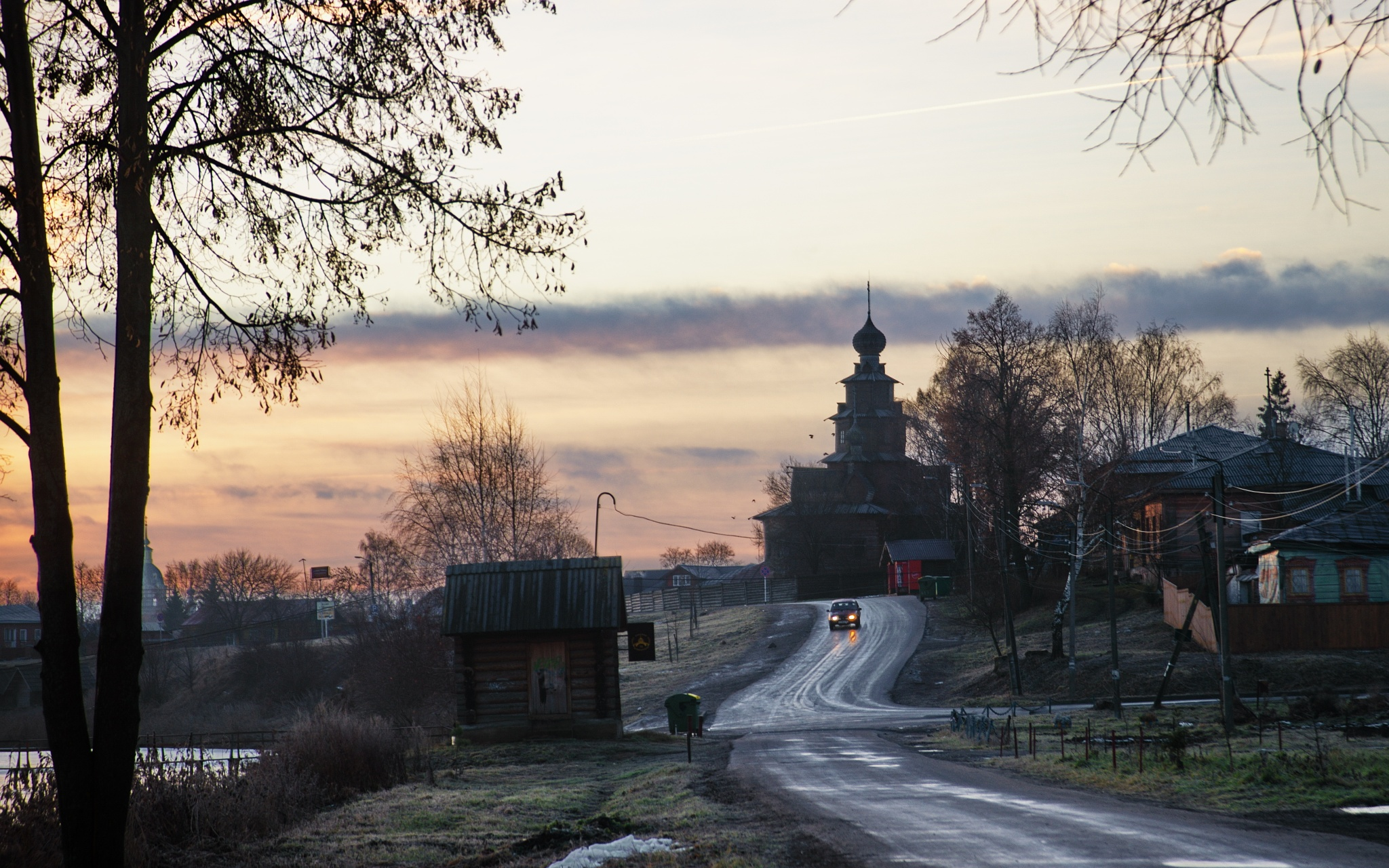 Утро в Суздале by kulishov oleg