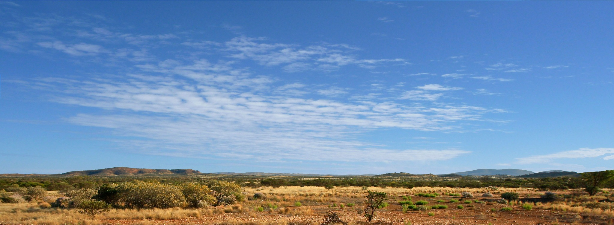 Gascoyne panorama. by Rovert