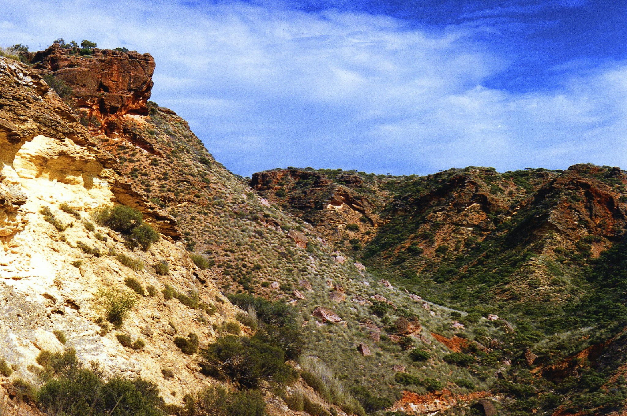 Cape Range national park. by Rovert