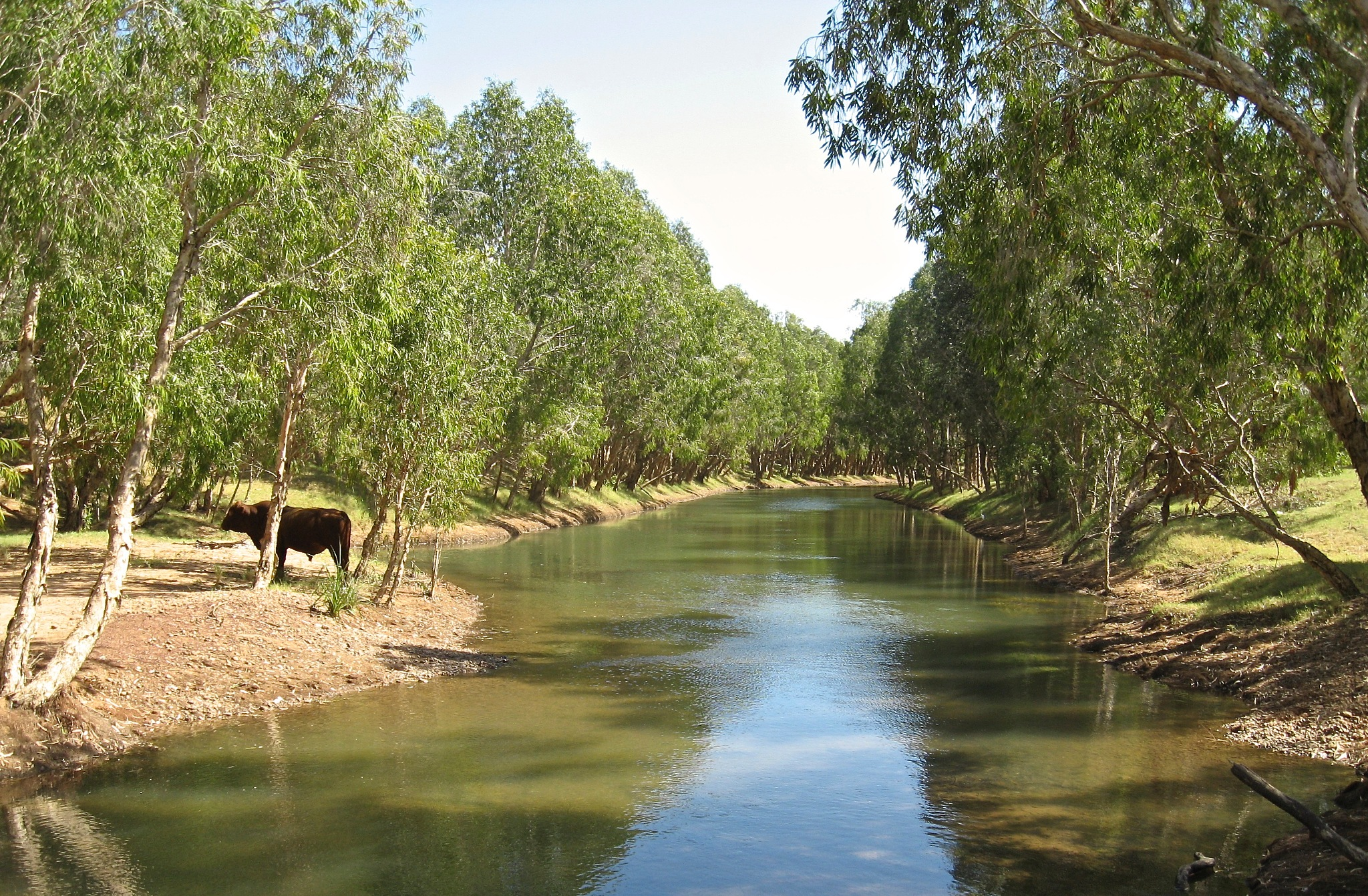 Kimberley canal. by Rovert