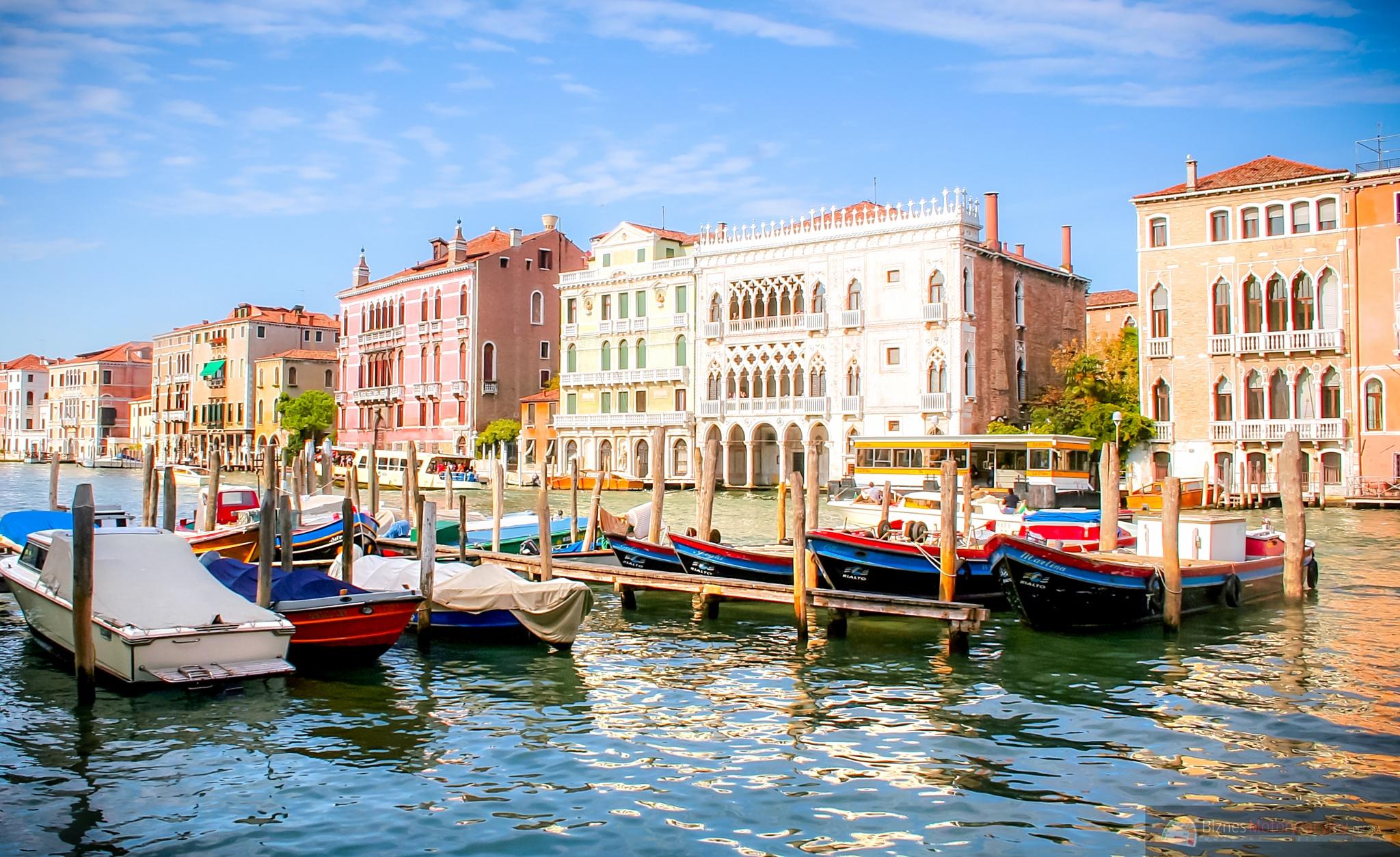 Venice by PanFotograf