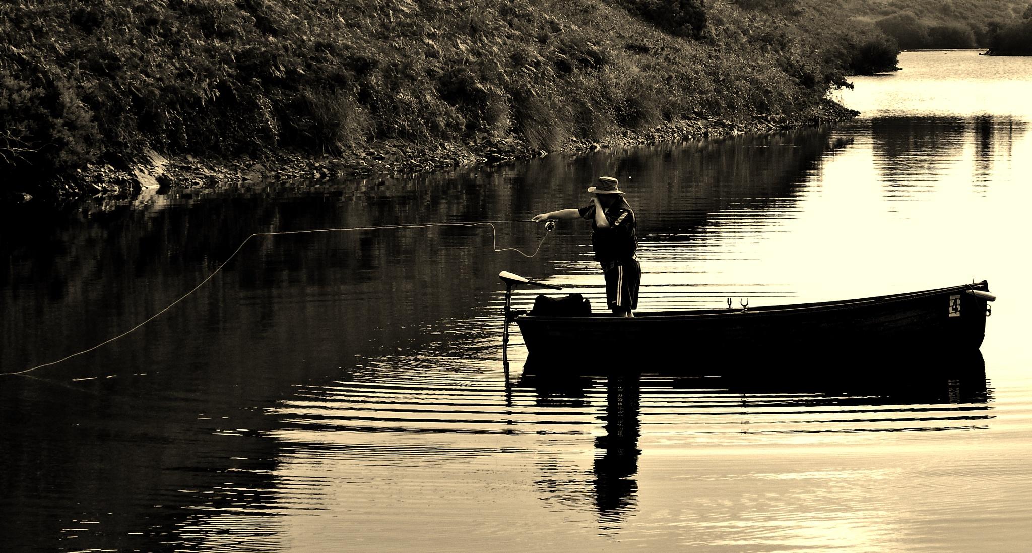 Angler by Nickimags888