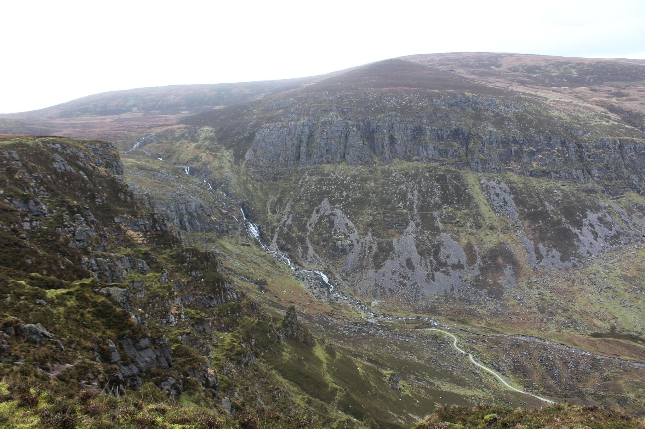 mahon falls  comeragh mountains  by Dáithí Ó Raghallaigh