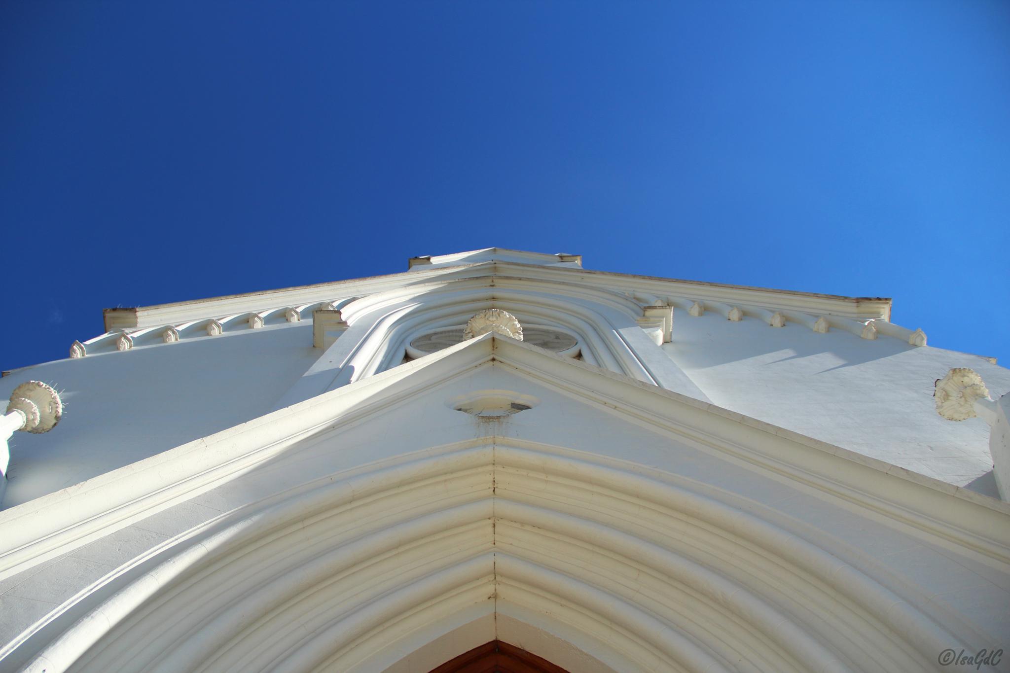 Blanco celestial by IsaGdC