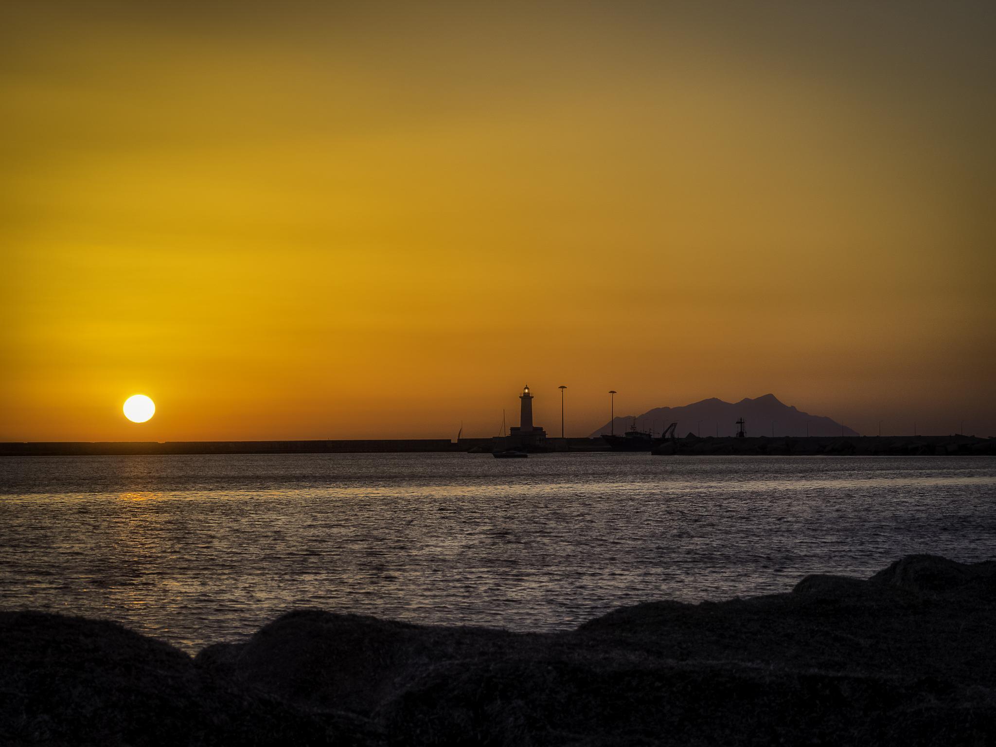 tramonto mazarese by carmelodimaria3