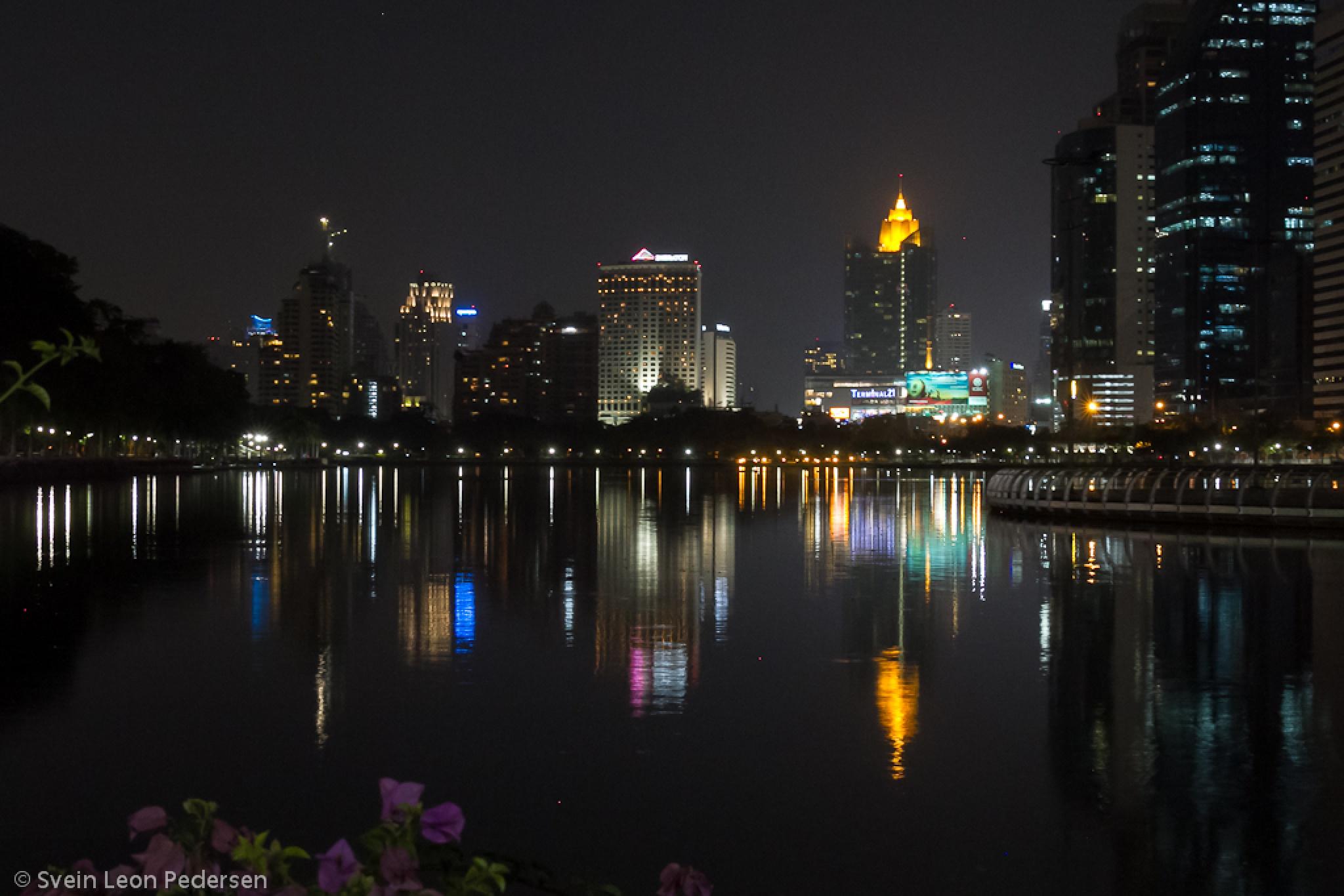 Benjakitti park Bangkok - 2012 by SveinLeon