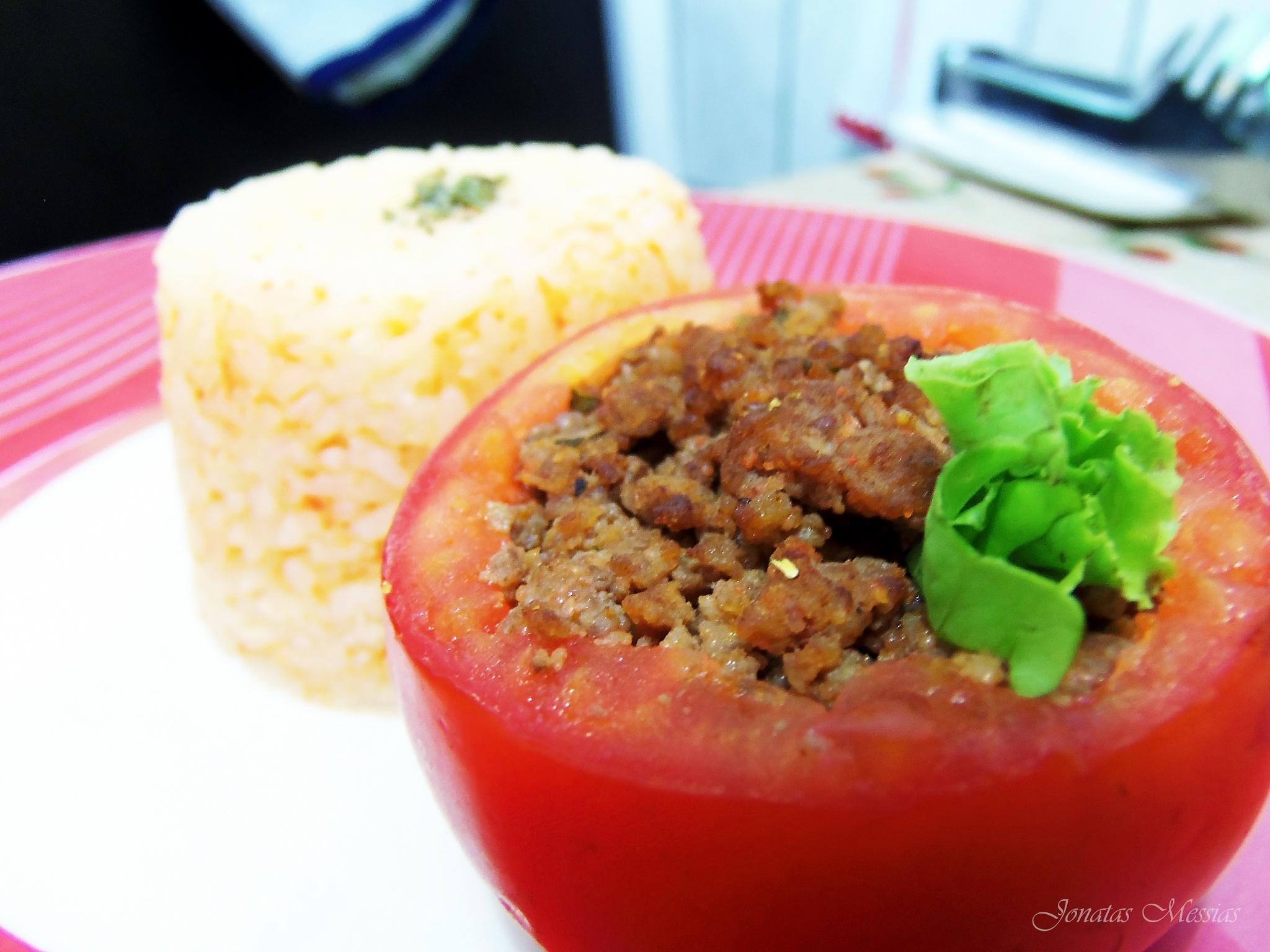 Tomate Saboroso by Jonatas Messias