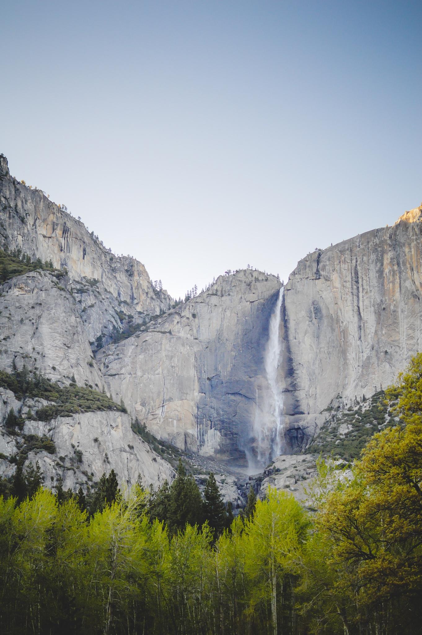 Yosemite by CruzinCalifornia