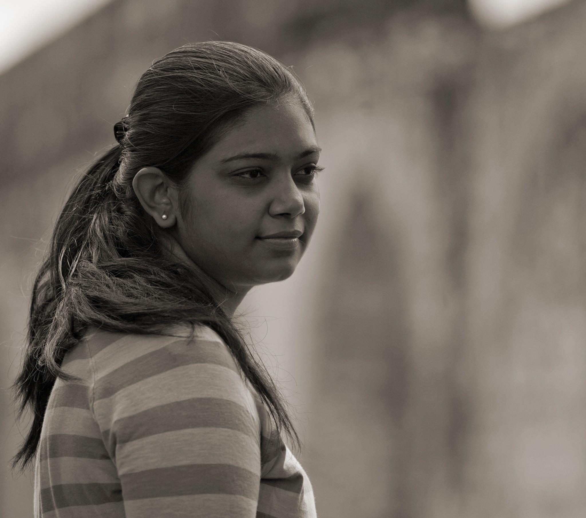 Portrait #12 by Taariq Tommy