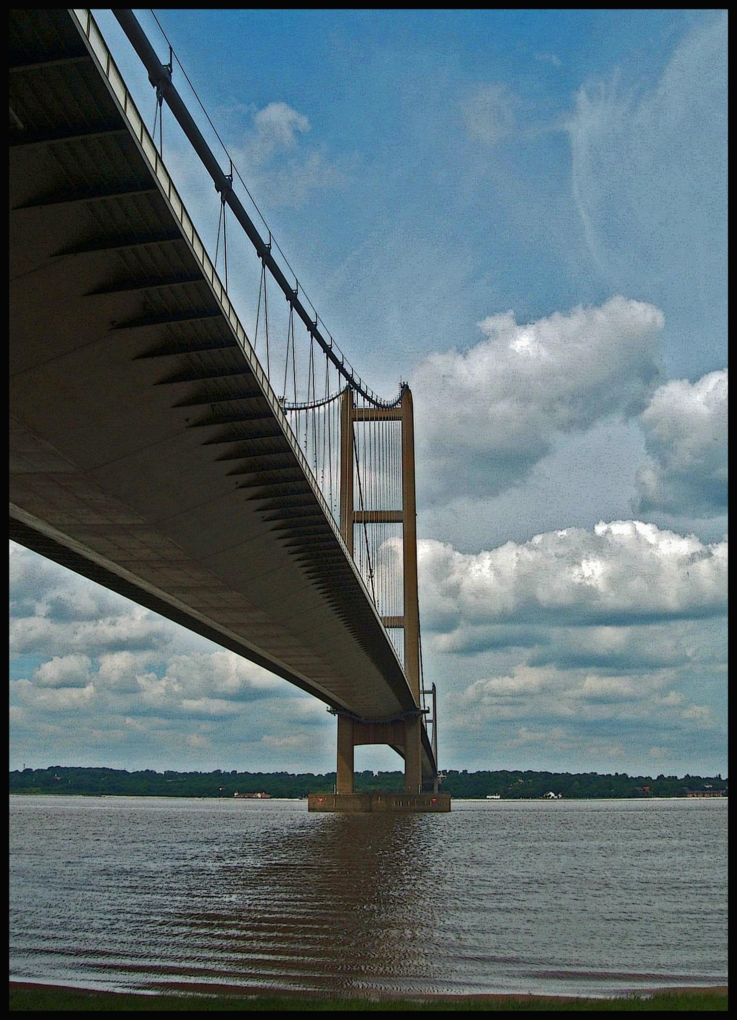 Humber Bridge by Terry Jackson