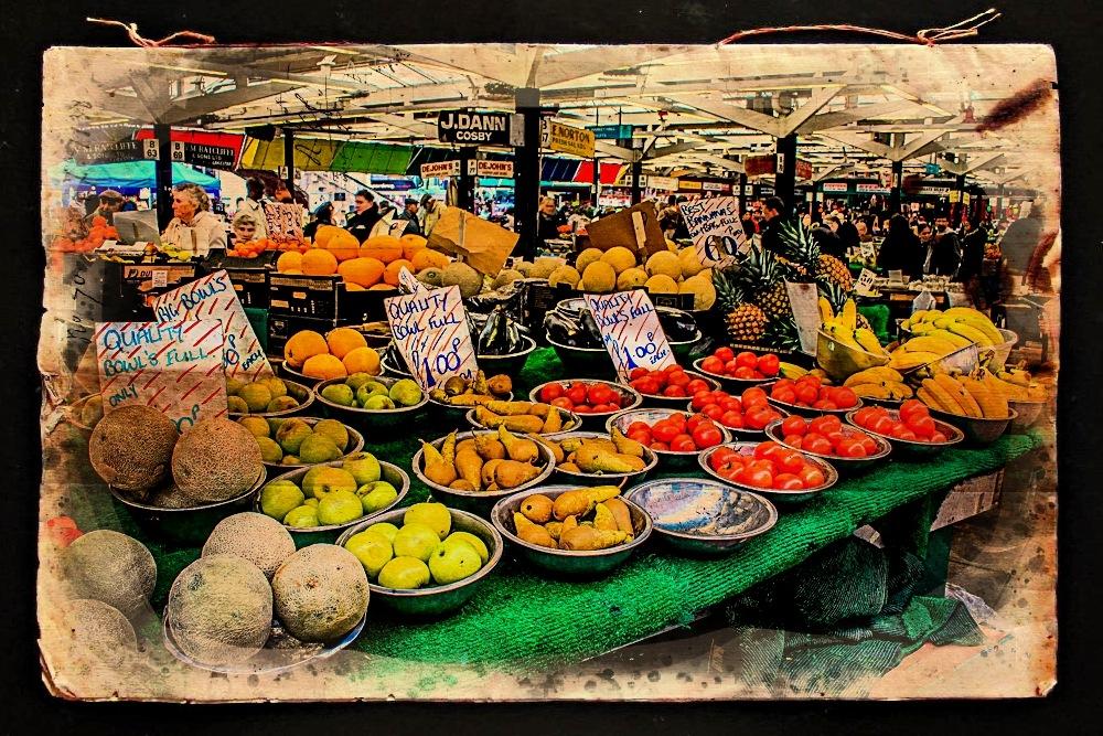 #foodcontest2017 Loughborough Market England by Terry Jackson