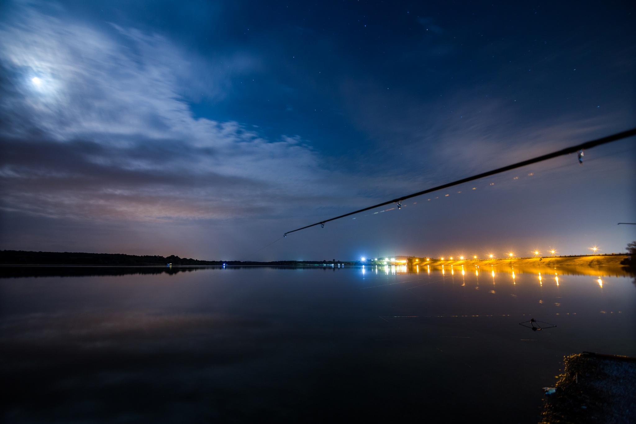Fishing time by Anton Atanasov