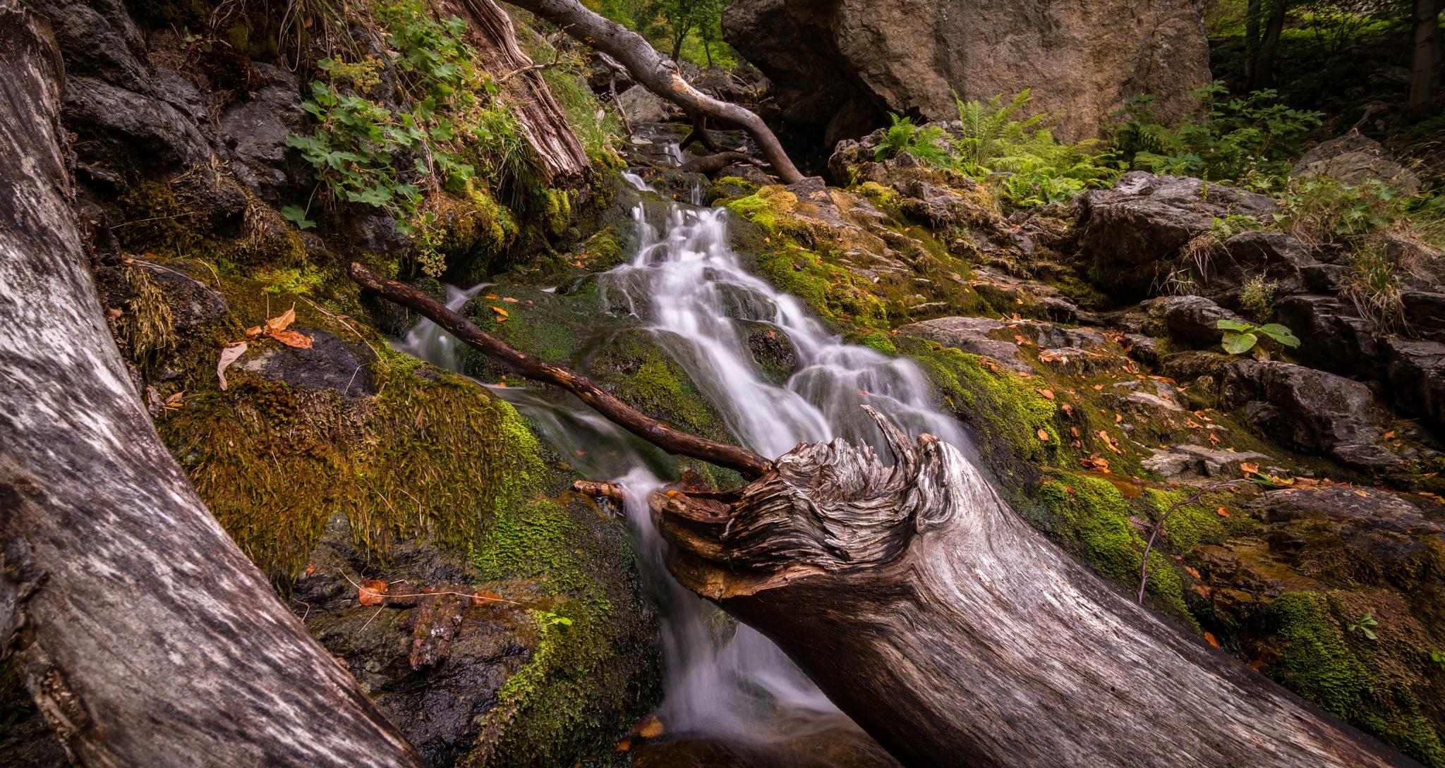 Waterfall by Anton Atanasov
