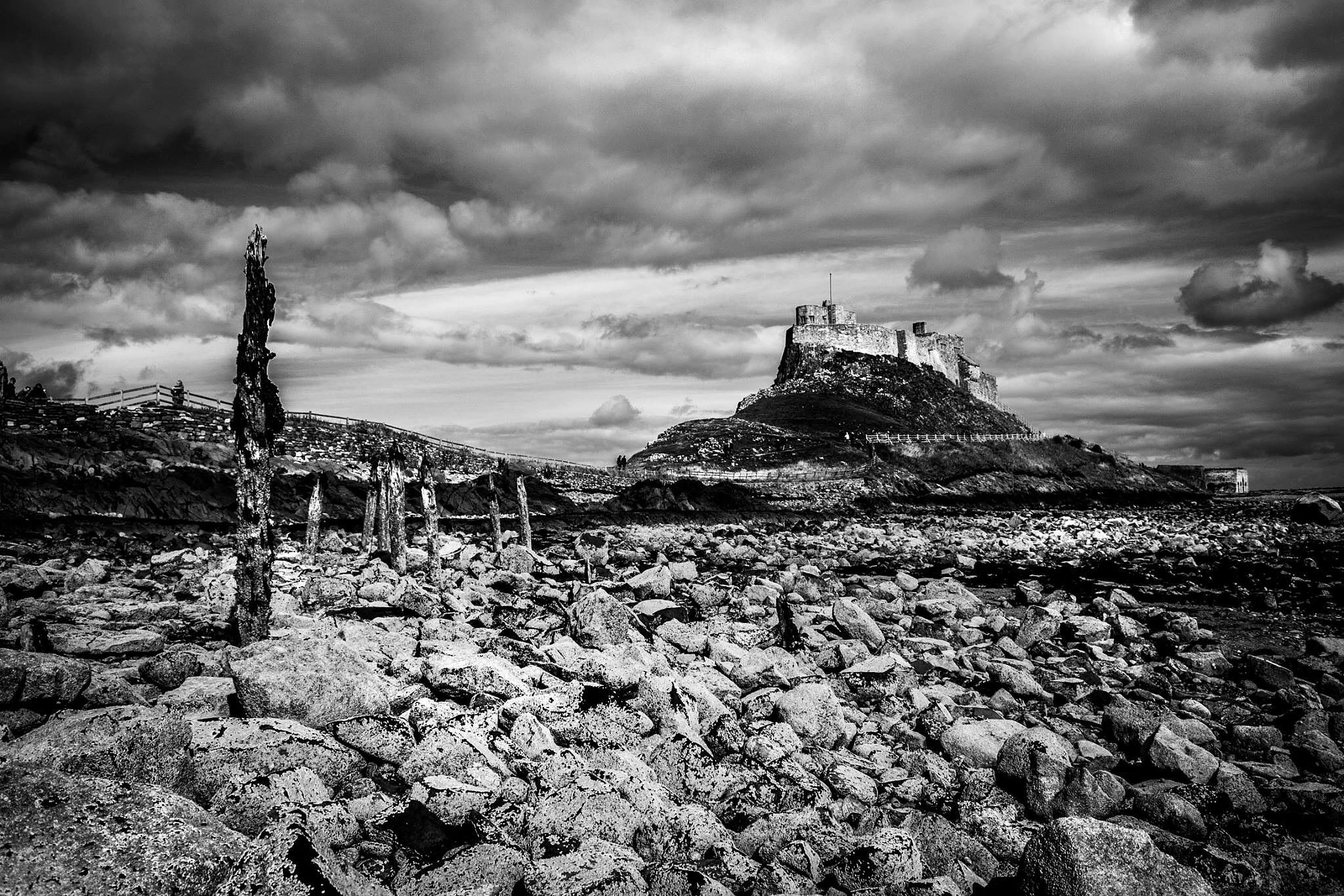 Lindisfarne by Tony Harrison