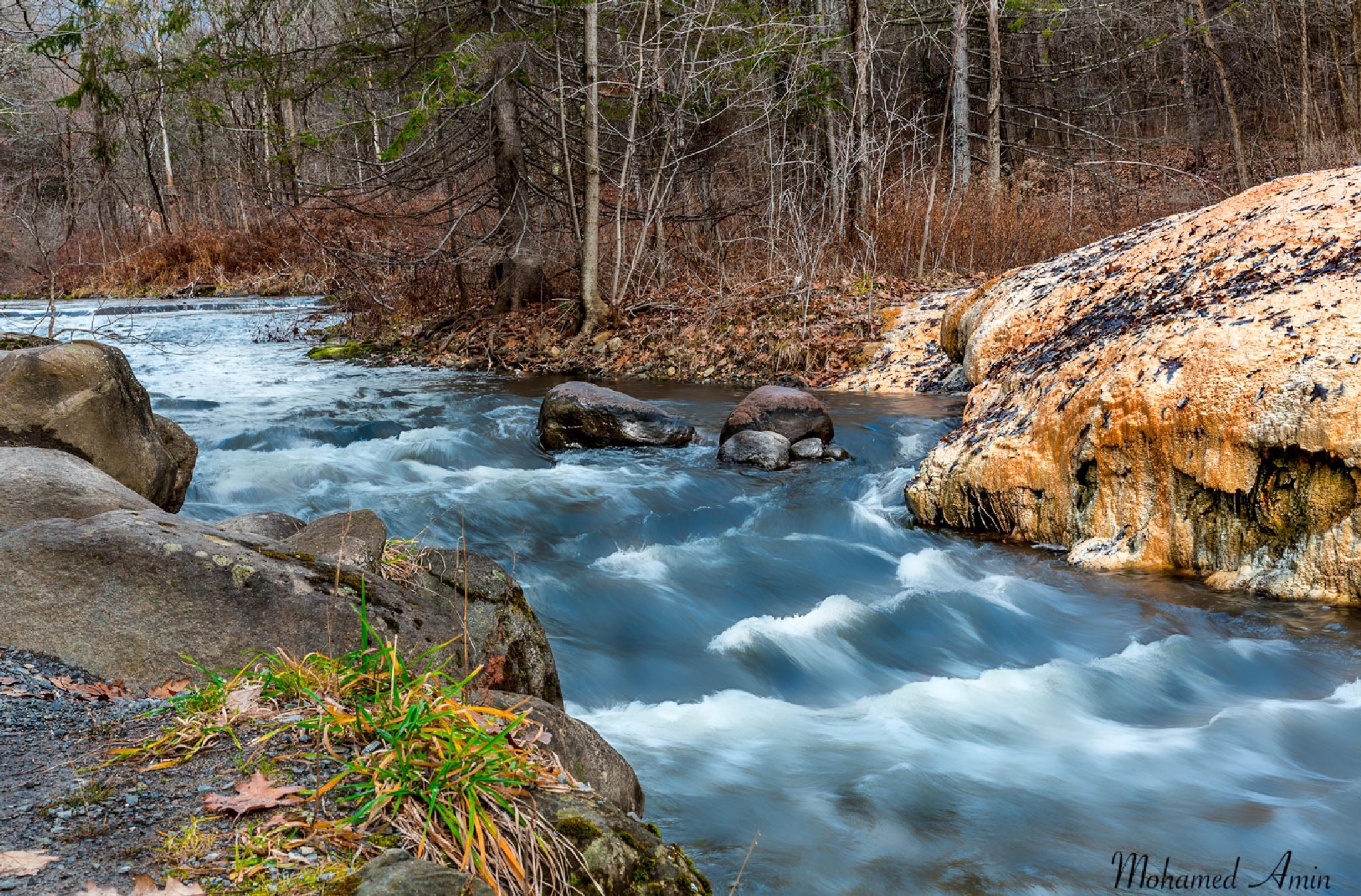 Saratoga State Park  by Hamada63