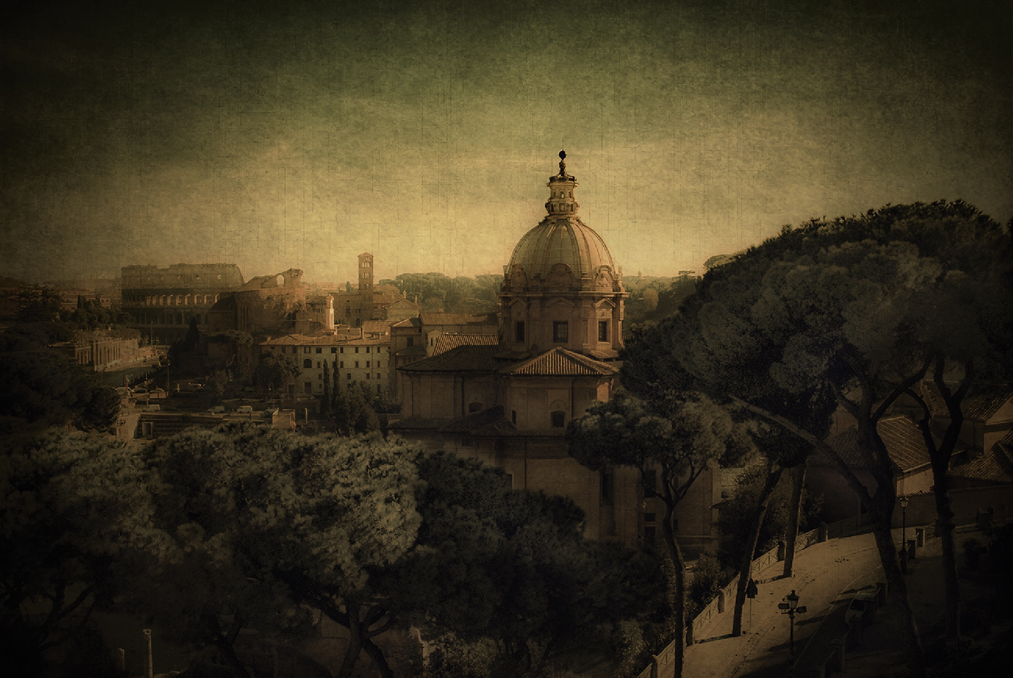 Roma by Miguel Angel Martin Vargas