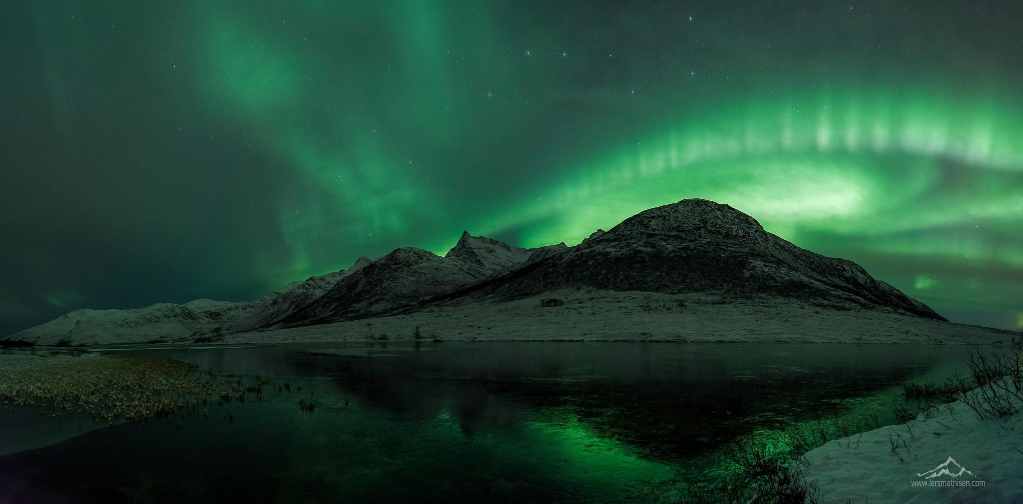 The Great Bear by LarsMathisen