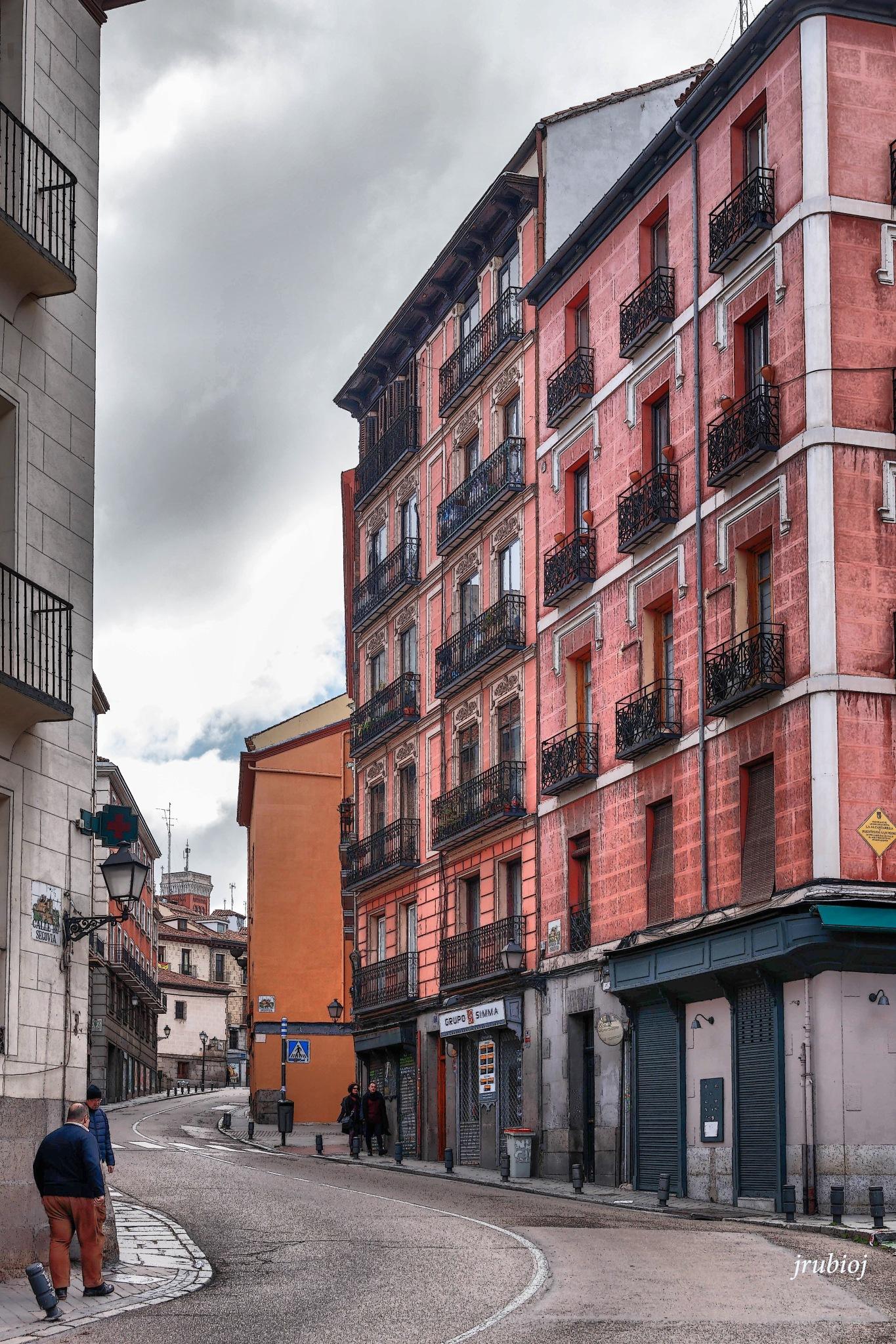 Madrid by julio rubio
