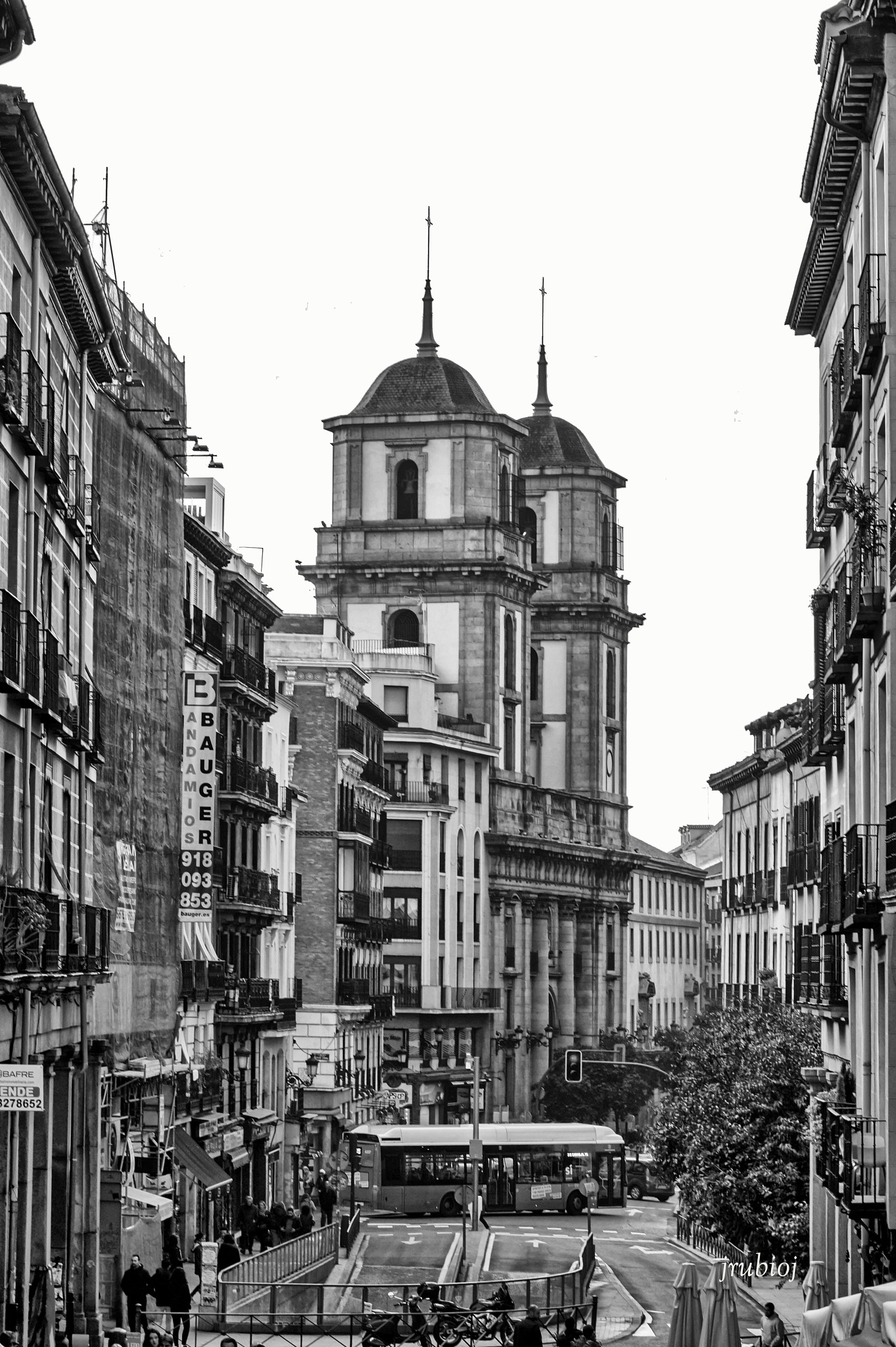 Madrid. by julio rubio