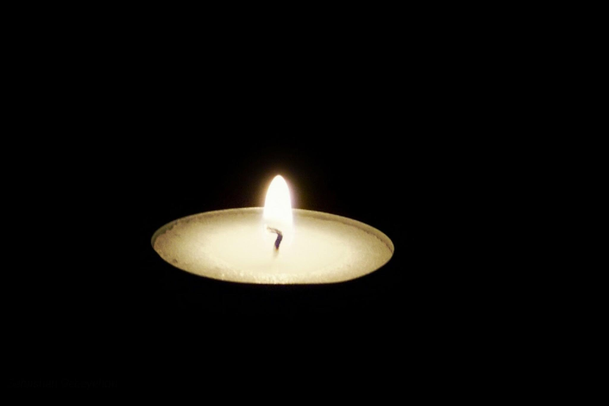 a light for all the people got ill, have handycap or just need a light in life.. by Sebastian Gebeyehou